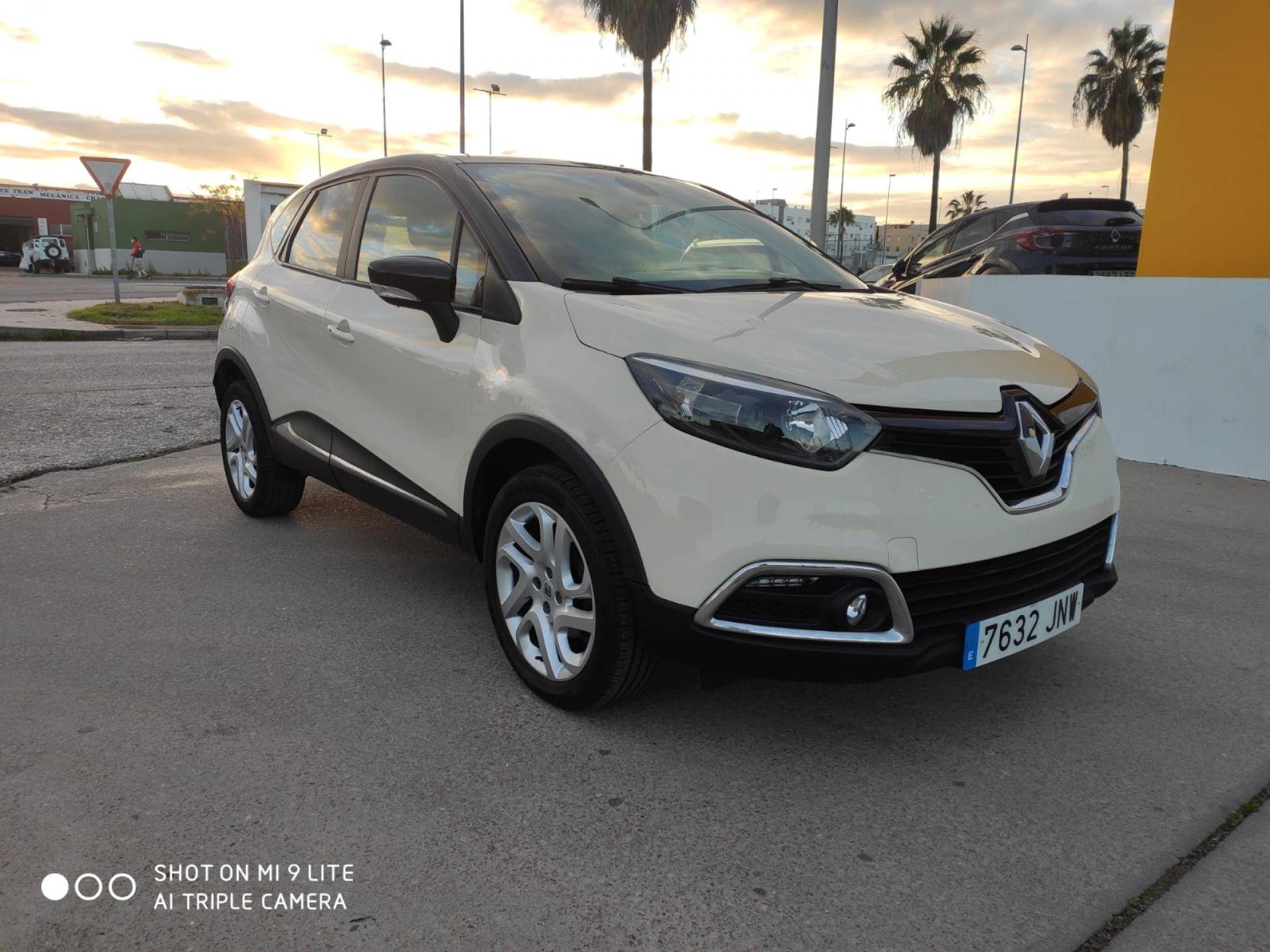 Renault Captur Intens Energy dCi 66kW (90CV) eco2 segunda mano Cádiz
