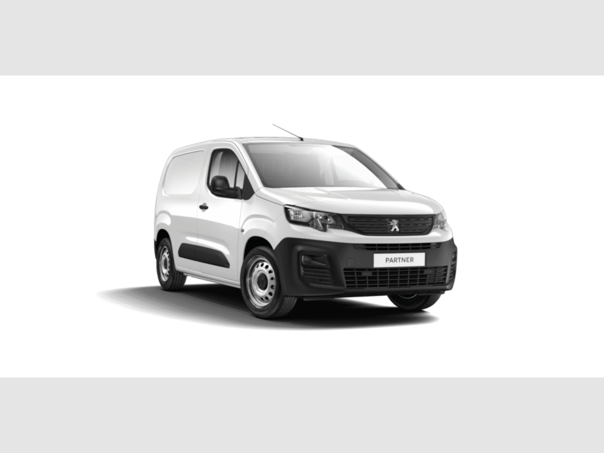 Peugeot Partner Pro Standard 600kg BlueHDi 73kW segunda mano Cádiz