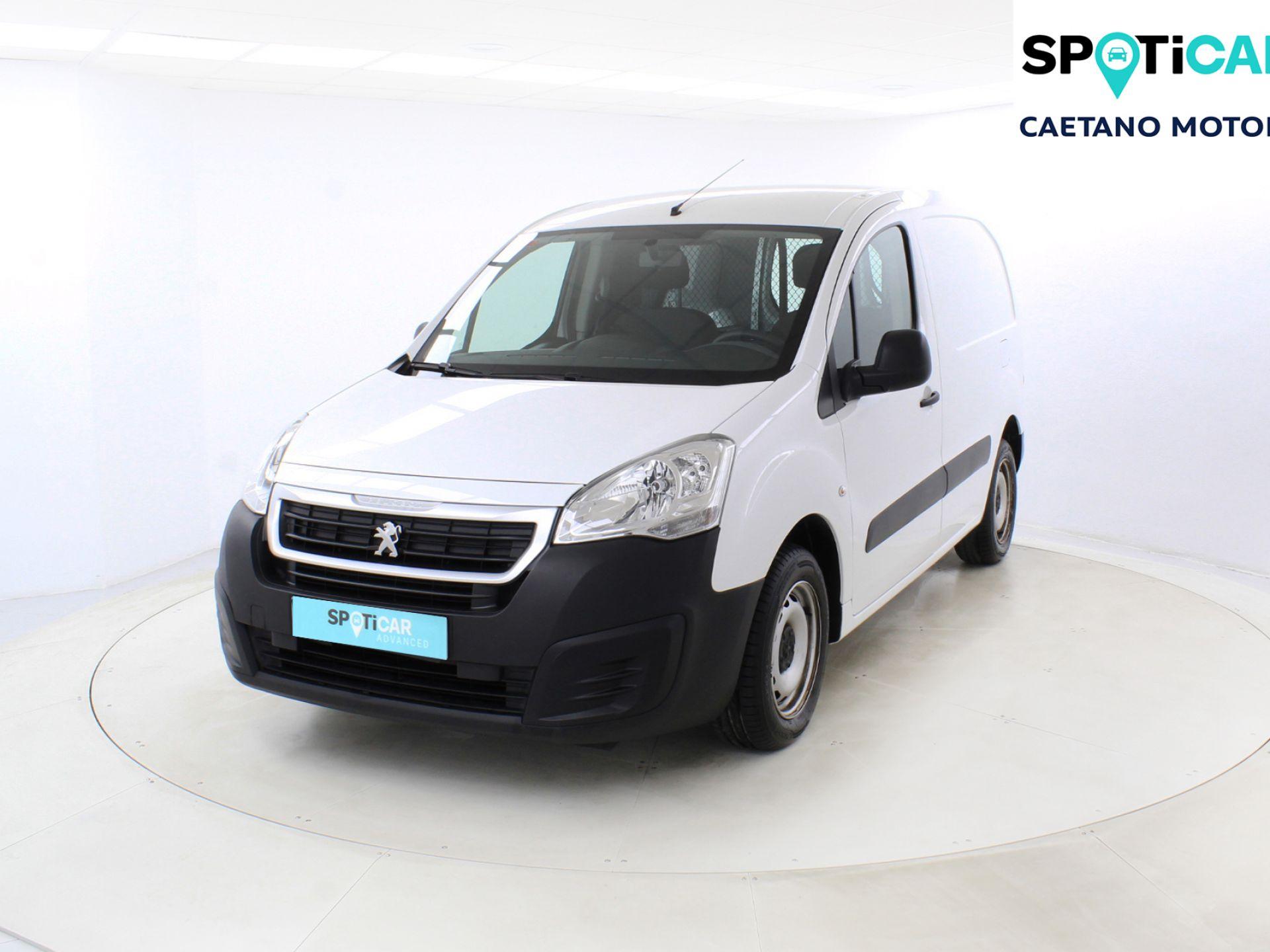 Peugeot Partner Furgón Confort L1 1.6 BlueHDi 55KW (75) segunda mano Málaga