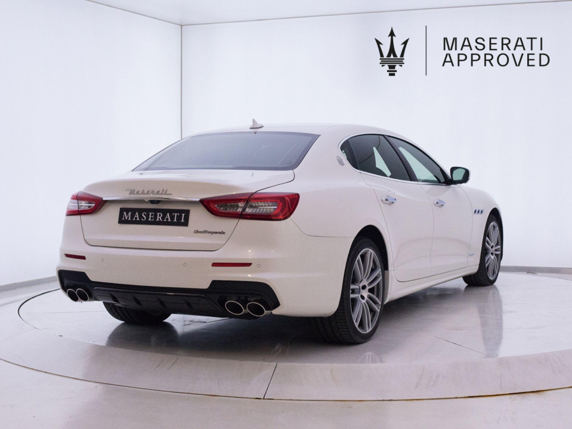 Maserati Quattroporte 3.0 V6 Diésel GranSport Automático