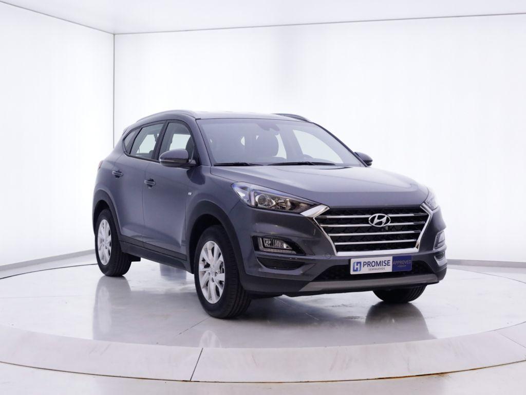 Hyundai Tucson 1.6 CRDI (116CV) 48V SLE 4X2