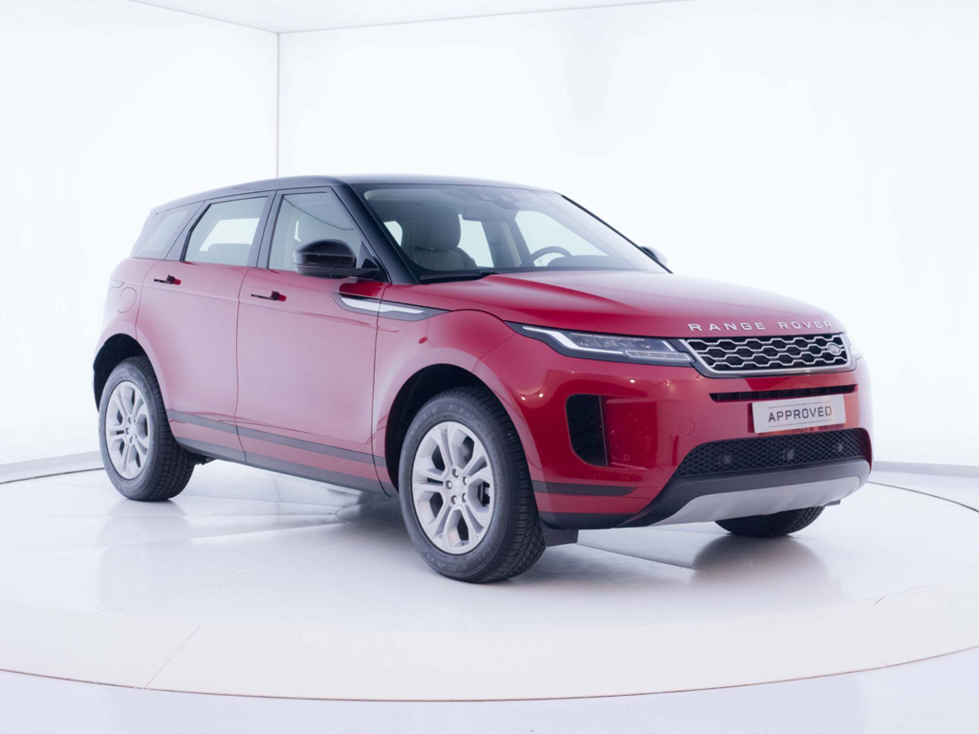 Land Rover Range Rover Evoque 2.0 D150 AUTO 4WD MHEV