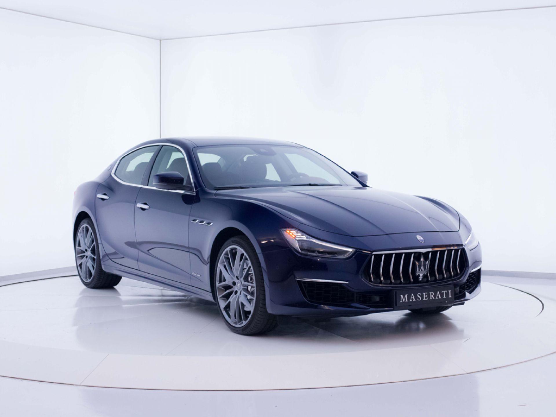 Maserati Ghibli GranLusso 3.0 V6 tt (350CV)