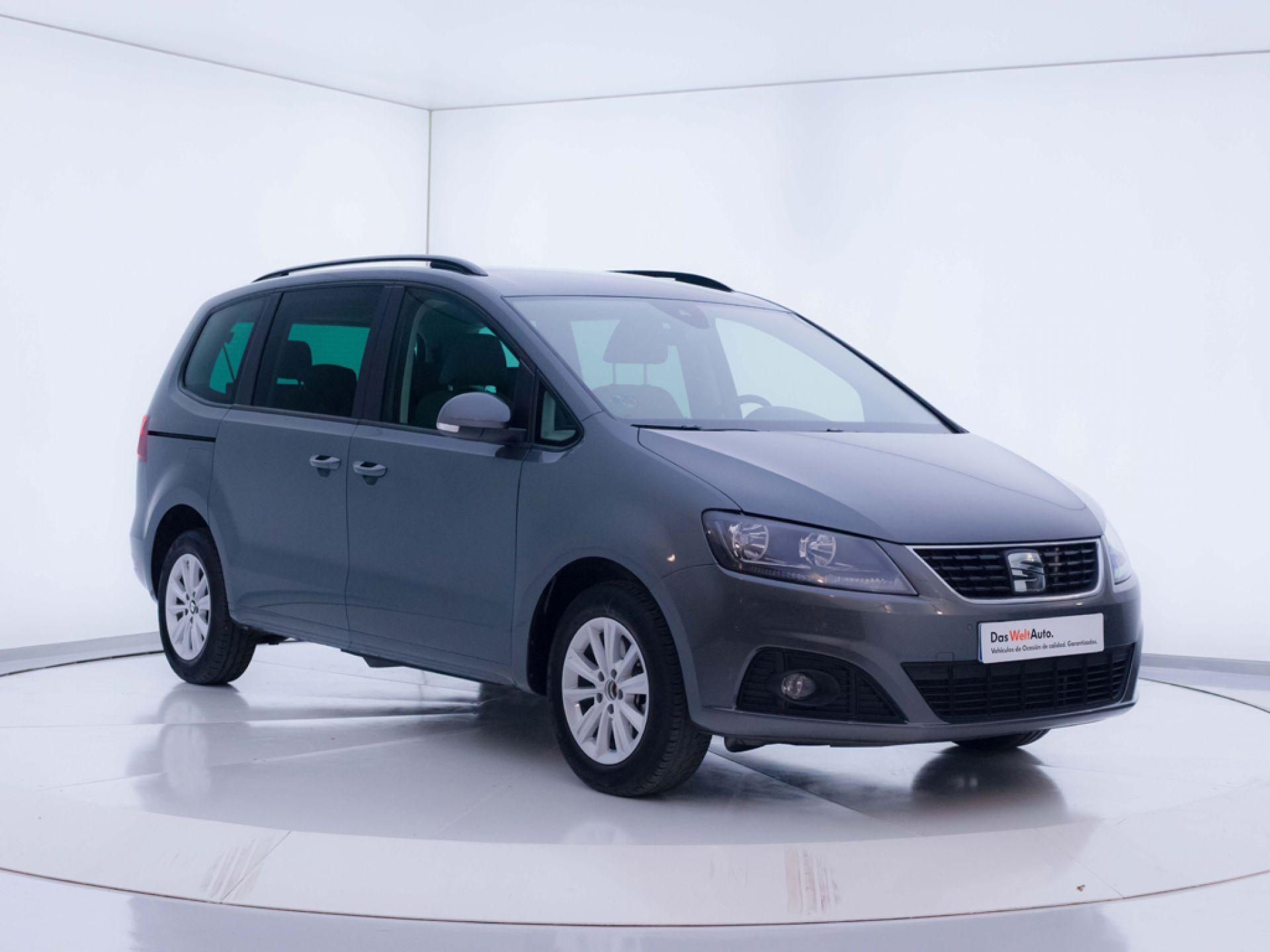 SEAT Alhambra 2.0 TDI (150CV) Eco S/S Reference