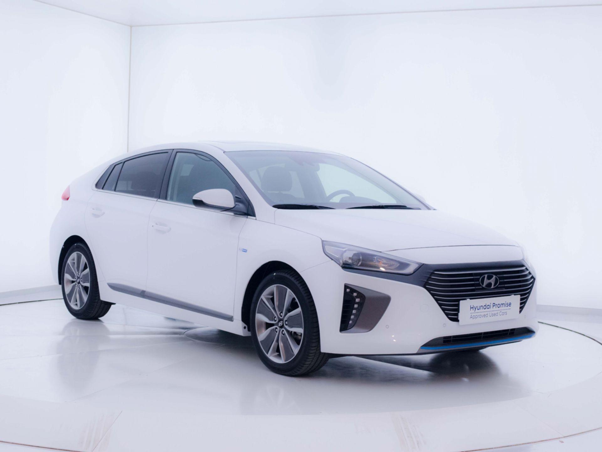 Hyundai IONIQ 1.6 GDI HEV Style DCT
