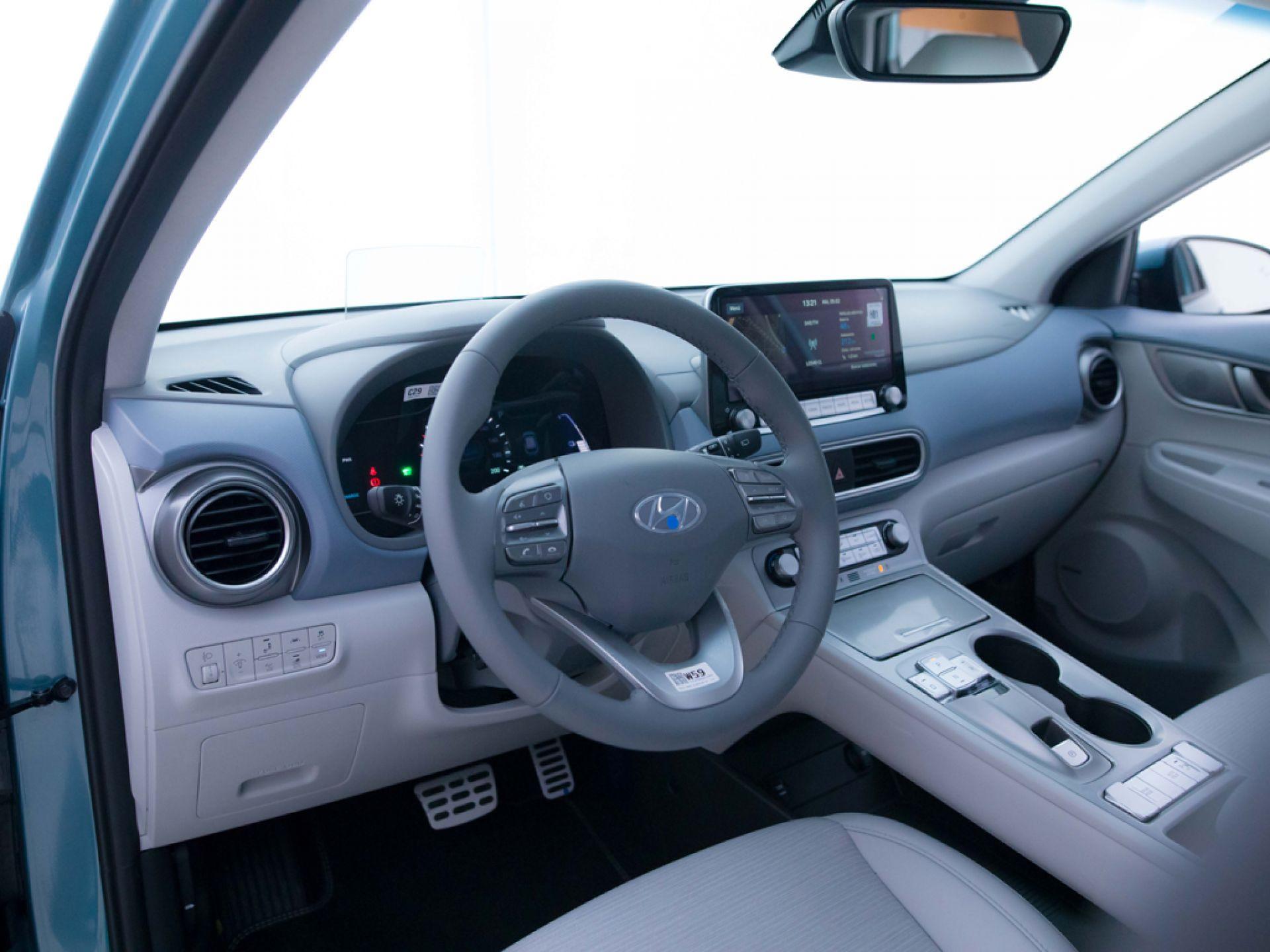 Hyundai Kona EV 204cv Tecno