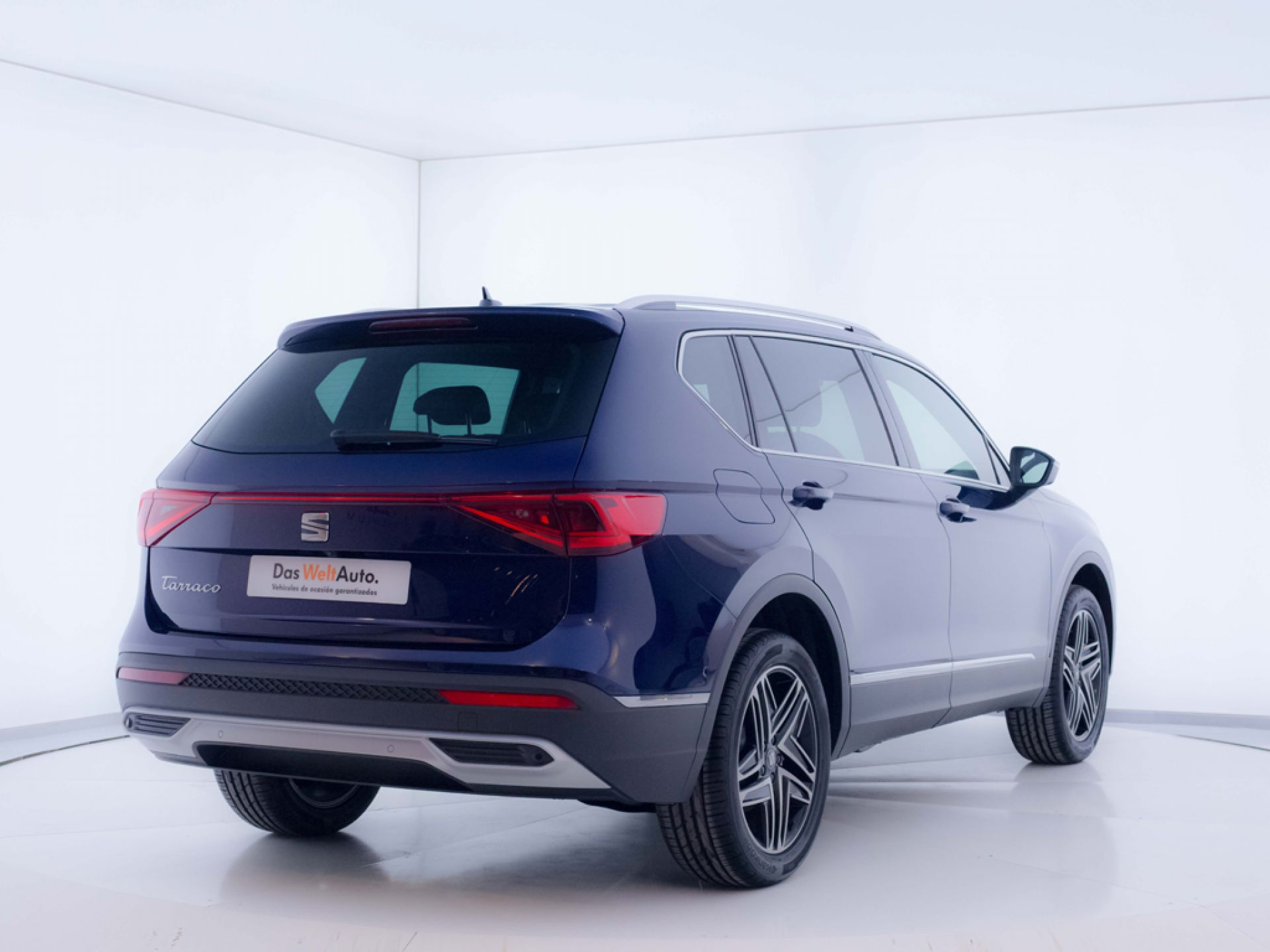SEAT Tarraco 1.5 TSI St&Sp Xcellence Edition