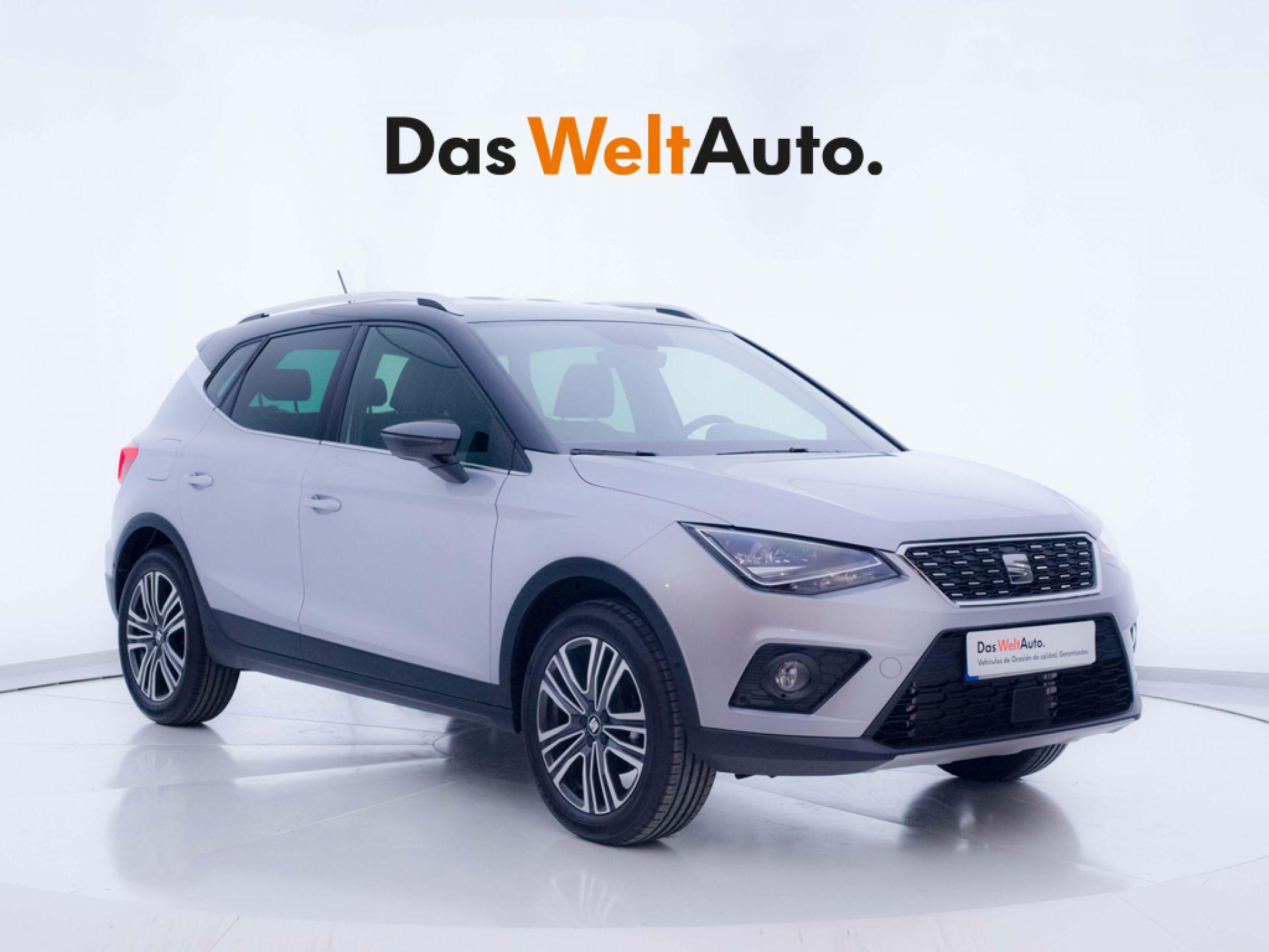 SEAT Arona 1.6 TDI Xcellence Go Eco