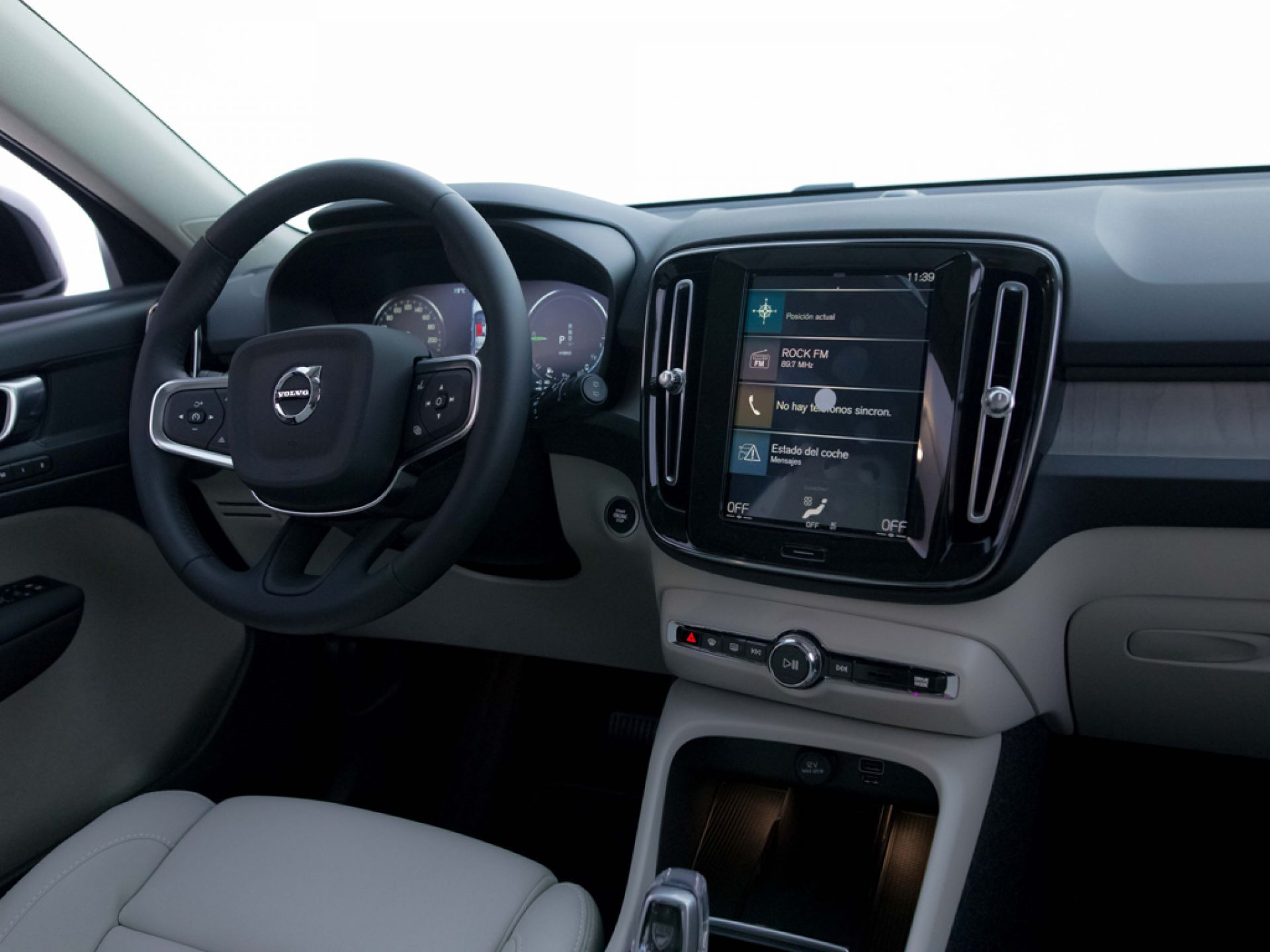 Volvo XC40 1.5 T4 Twin Recharge Inscription Auto