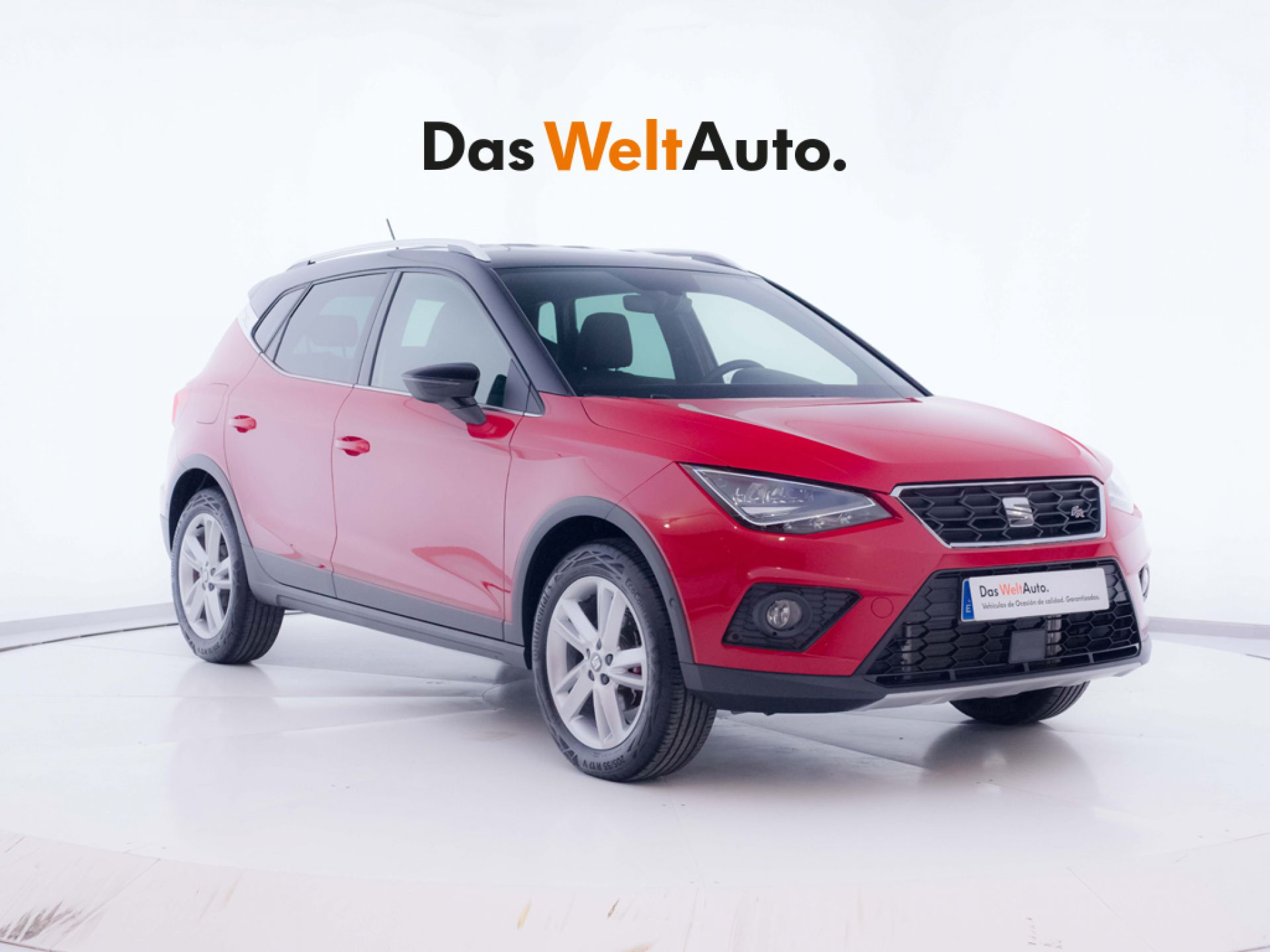 SEAT Arona 1.0 TSI (115CV) DSG FR Ecomotive