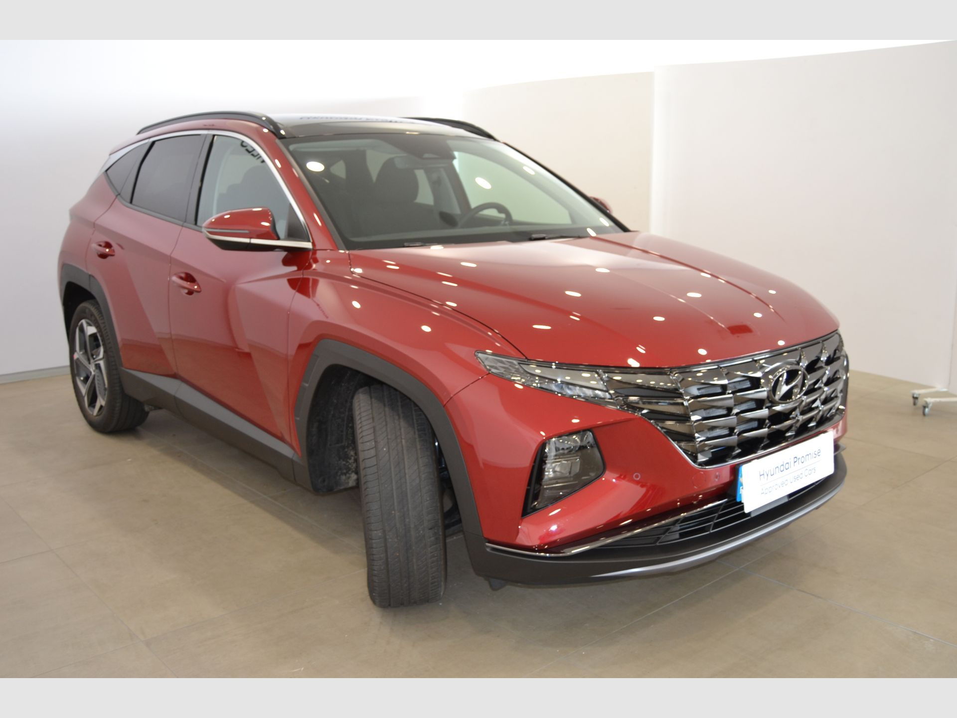Hyundai Tucson 1.6 TGDI  HEV Tecno Sky Auto