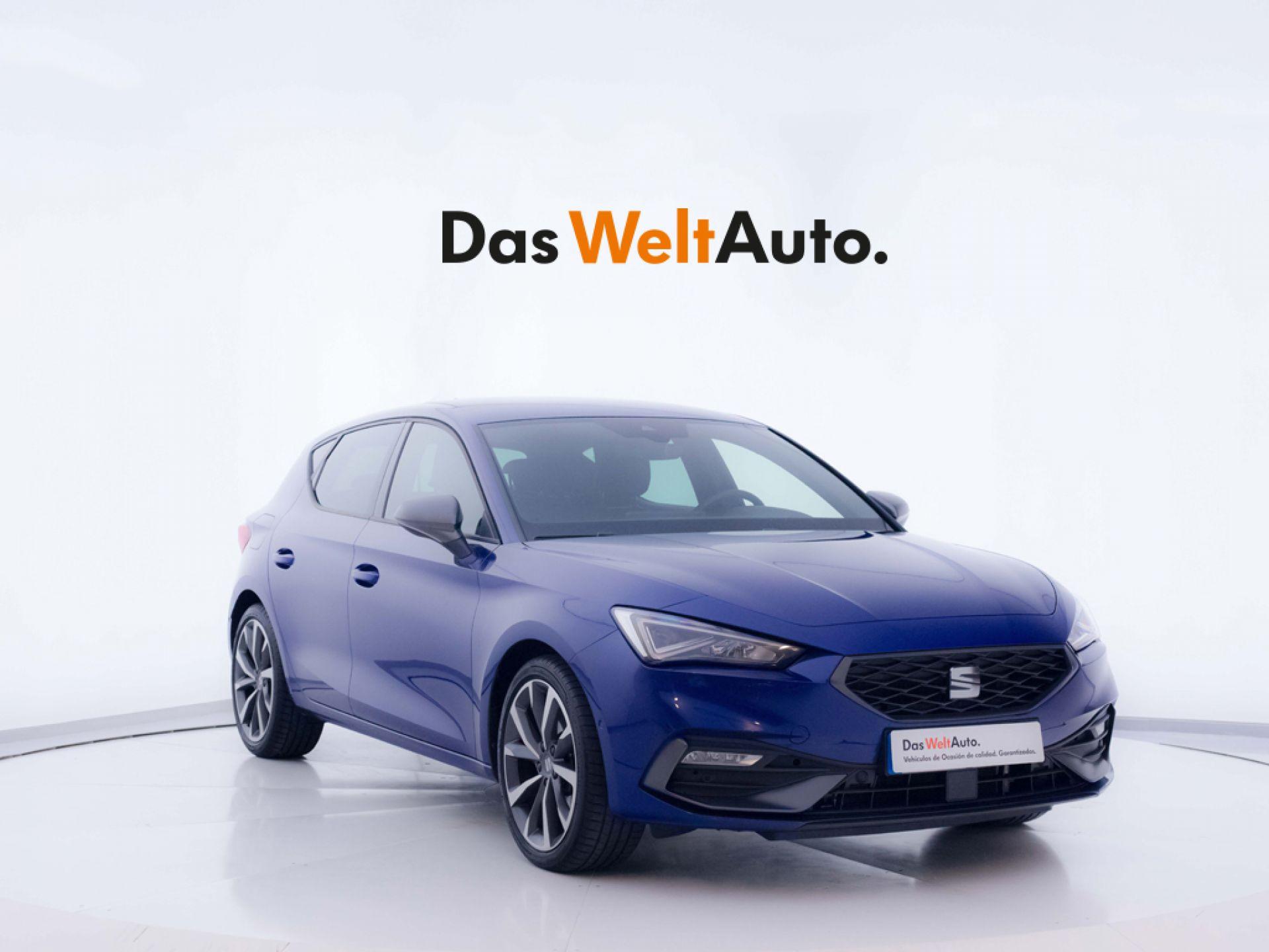 SEAT Leon 1.5 eTSI DSG FR Go