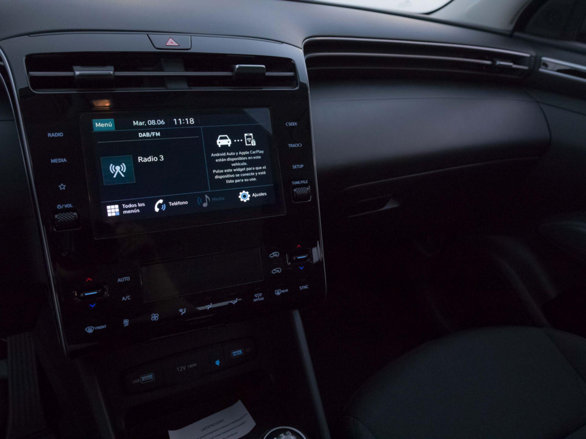 Hyundai Tucson 1.6 TGDI (150CV) 48V Maxx
