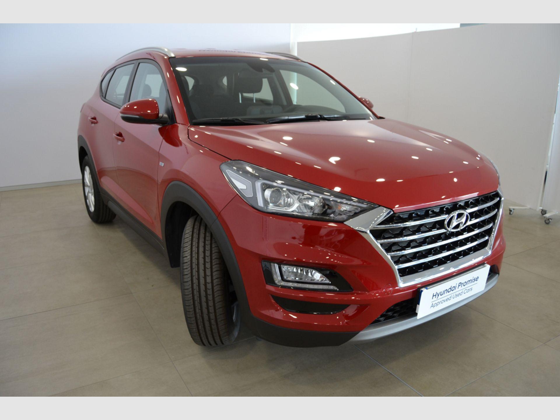 Hyundai Tucson 1.6 GDI  (131CV) SLE 4X2