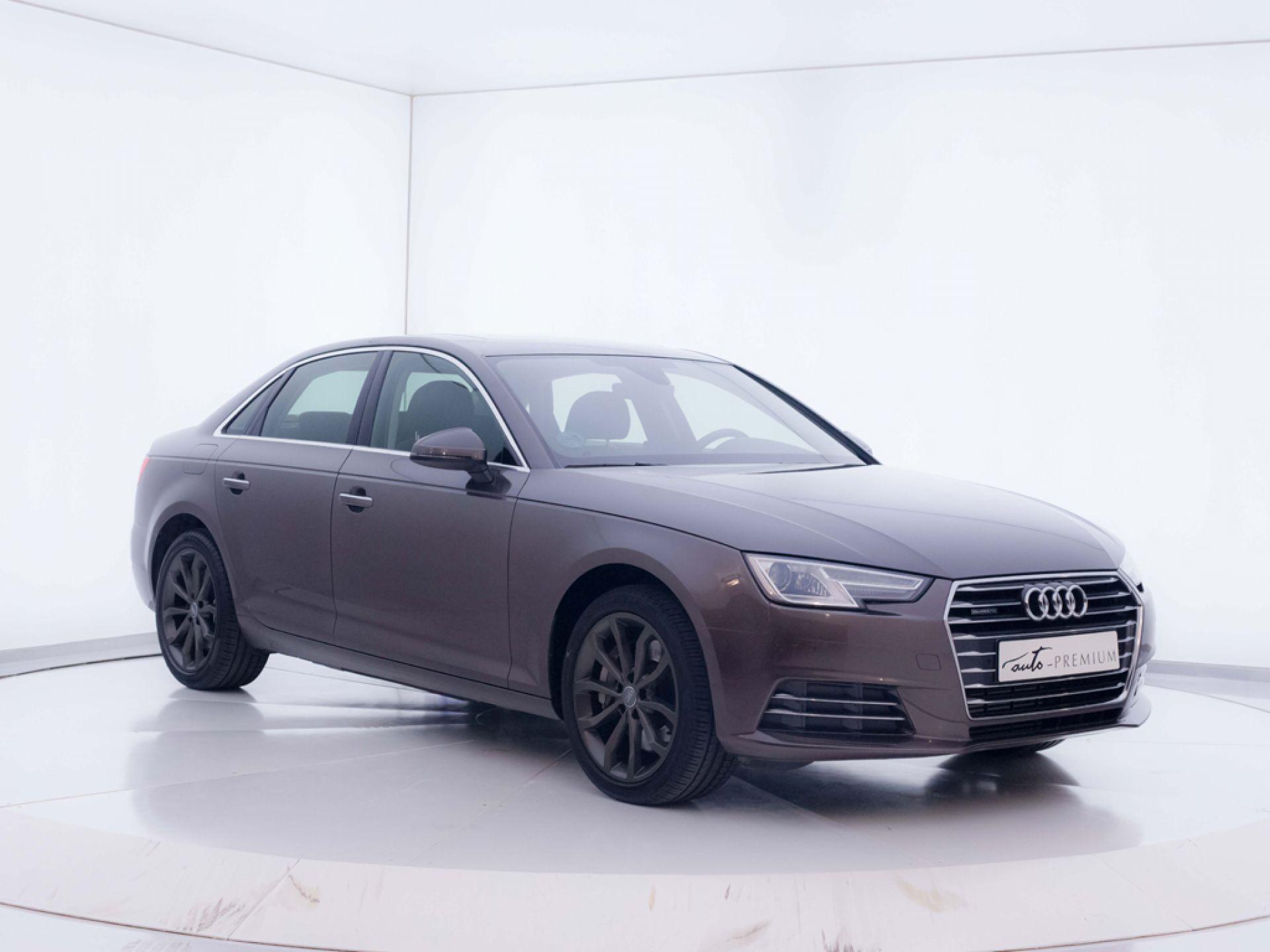 Audi A4 2.0 TFSI quattro S tronic design edition