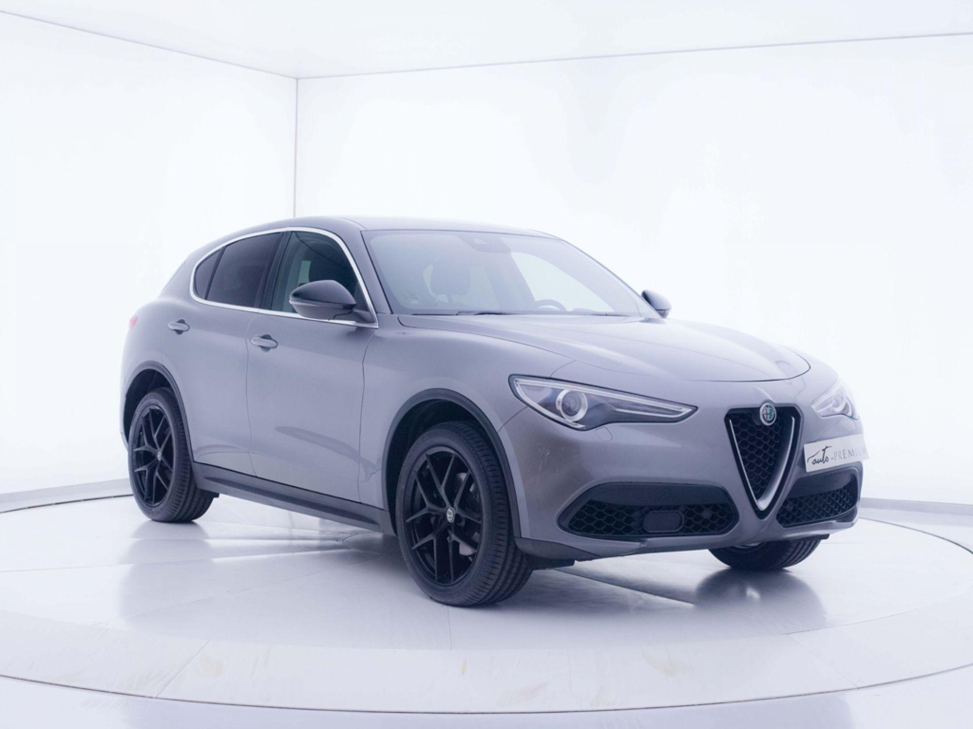 Alfa Romeo Stelvio 2.0 Petrol 206kW (280CV) First Ed.I Q4