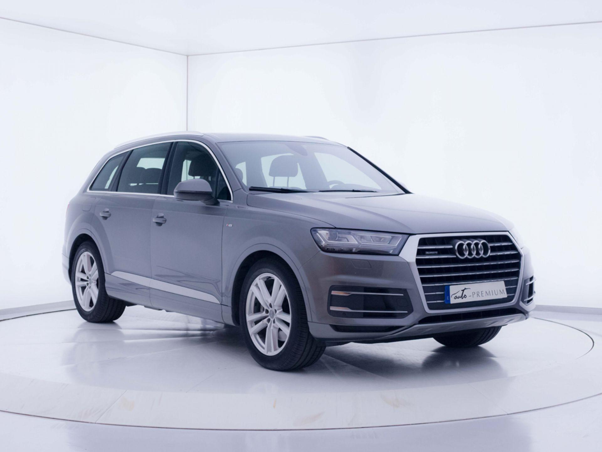 Audi Q7 Sport 3.0 TDI quattro tiptronic