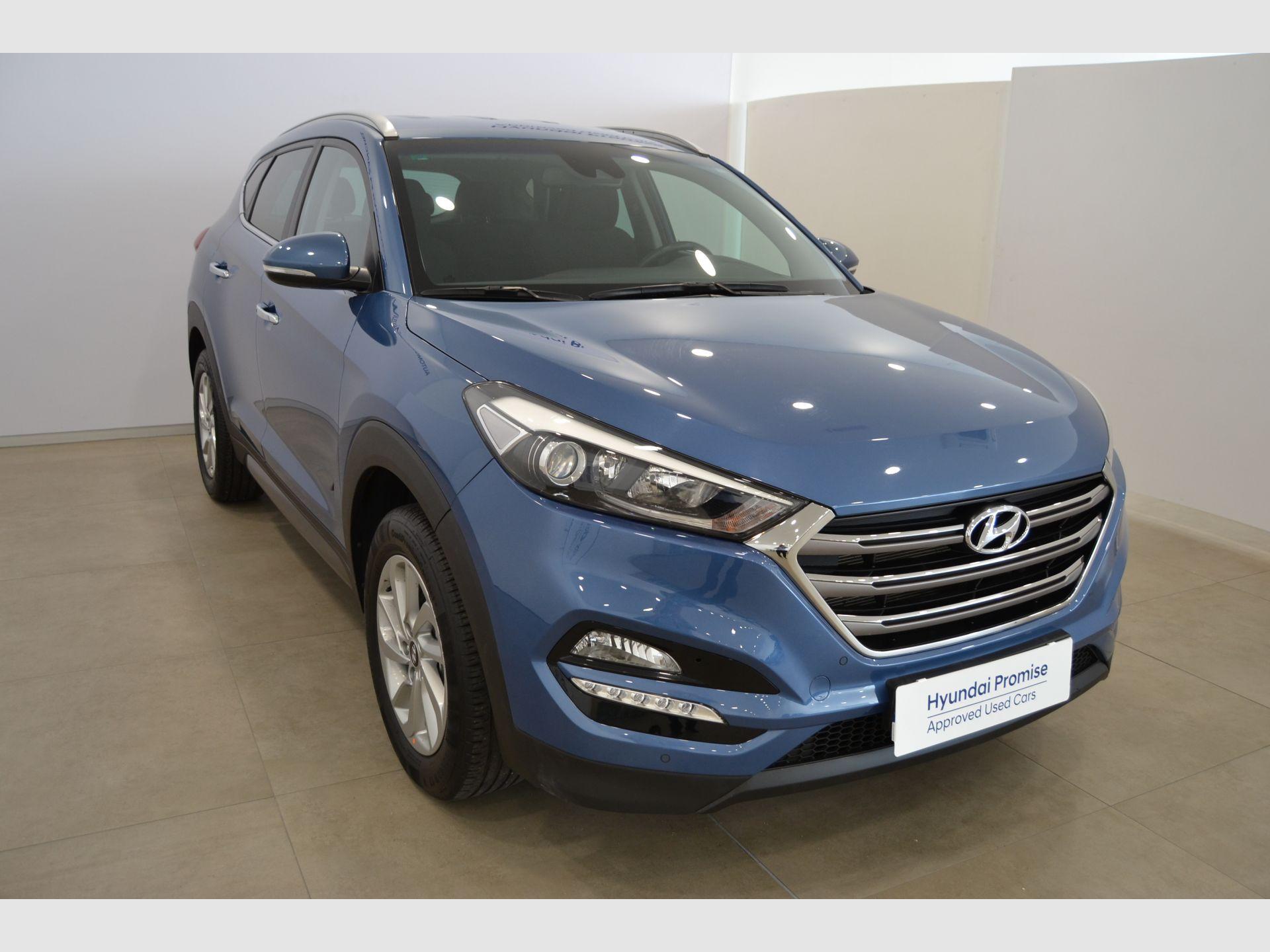 Hyundai Tucson 1.6 GDi BlueDrive Tecno 4x2
