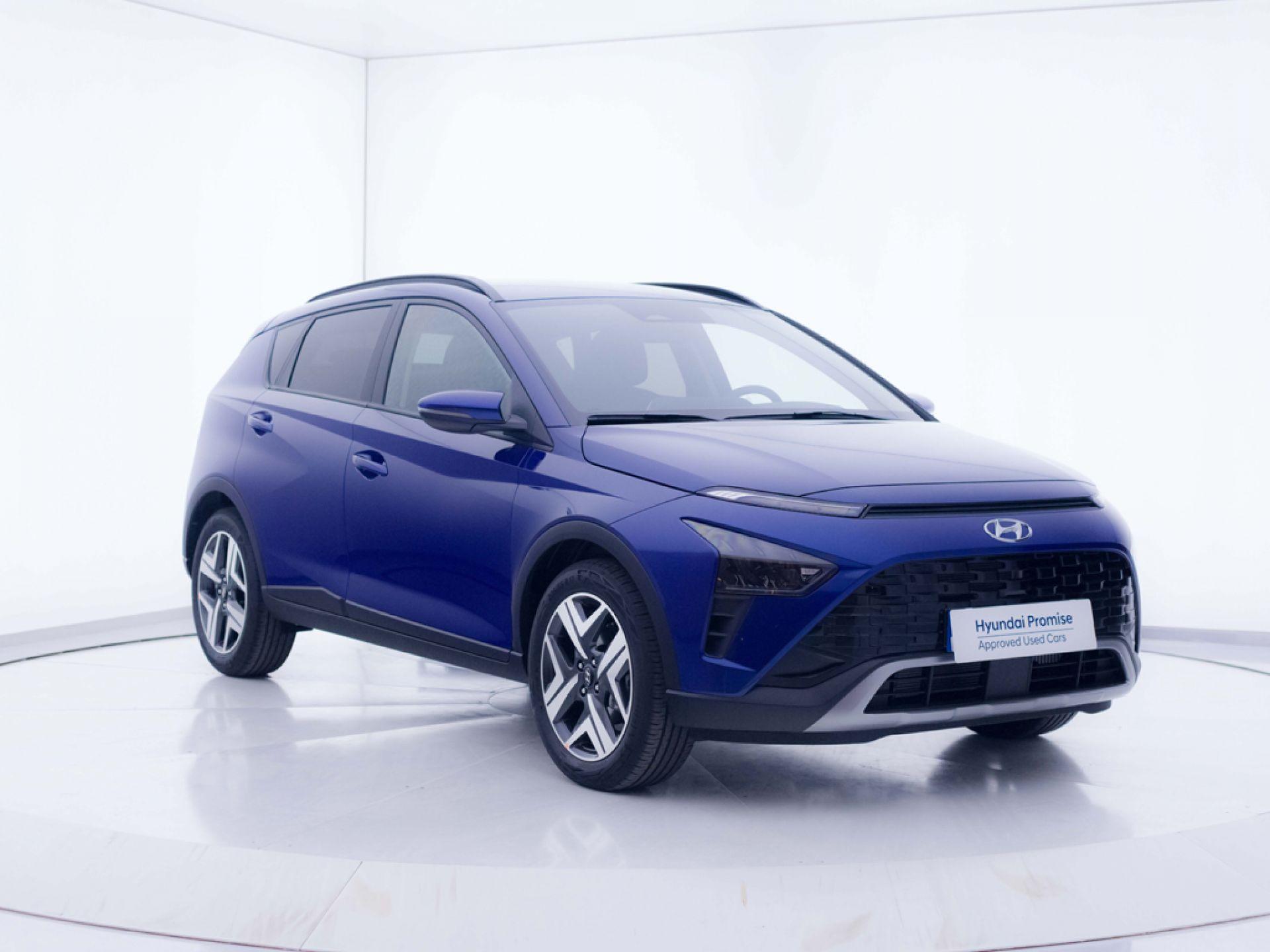 Hyundai Bayon 1.0 TGDI (100CV) 48V Tecno