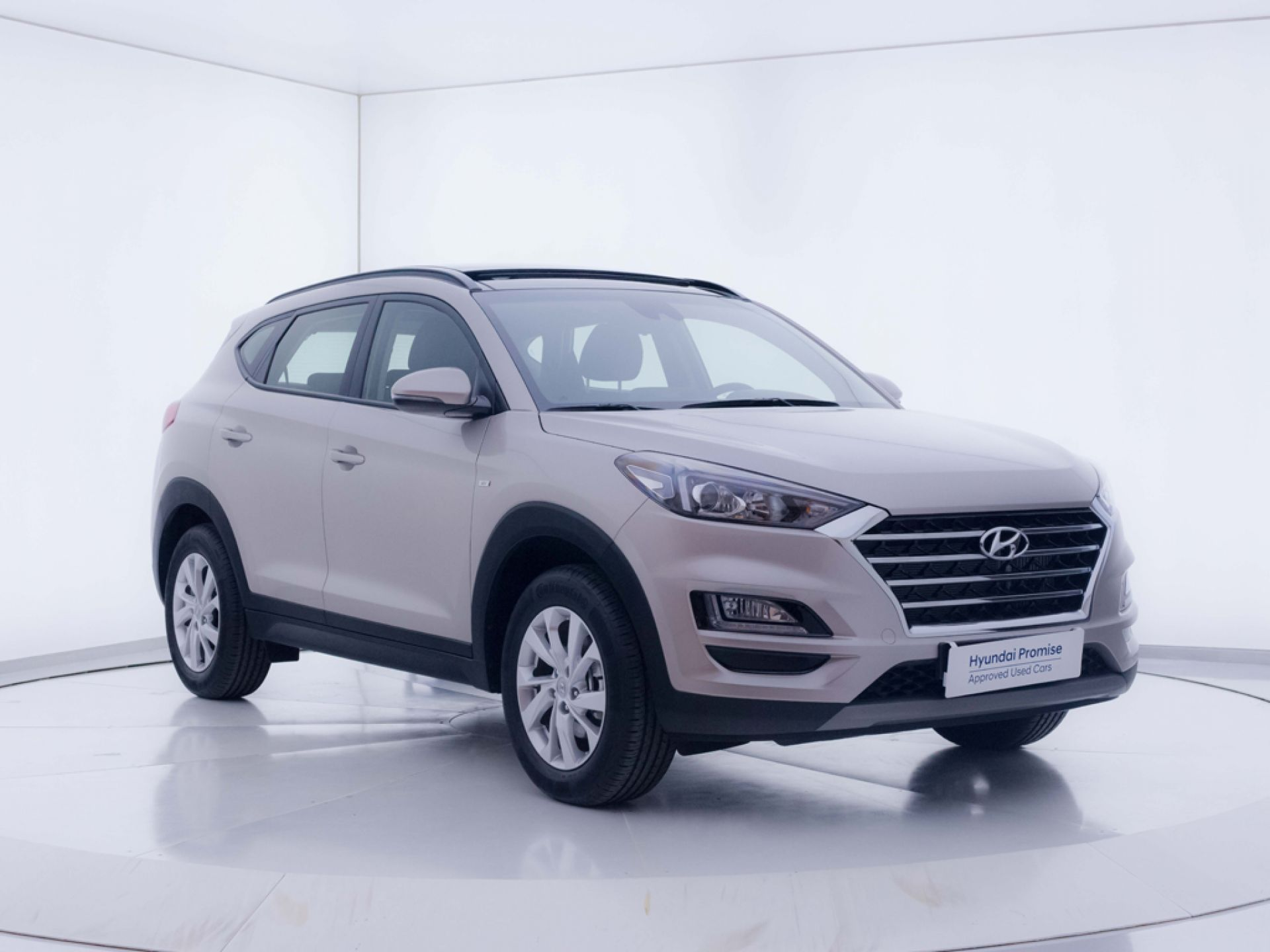 Hyundai Tucson 1.6 CRDI 85kW (116CV) SLE 4X2