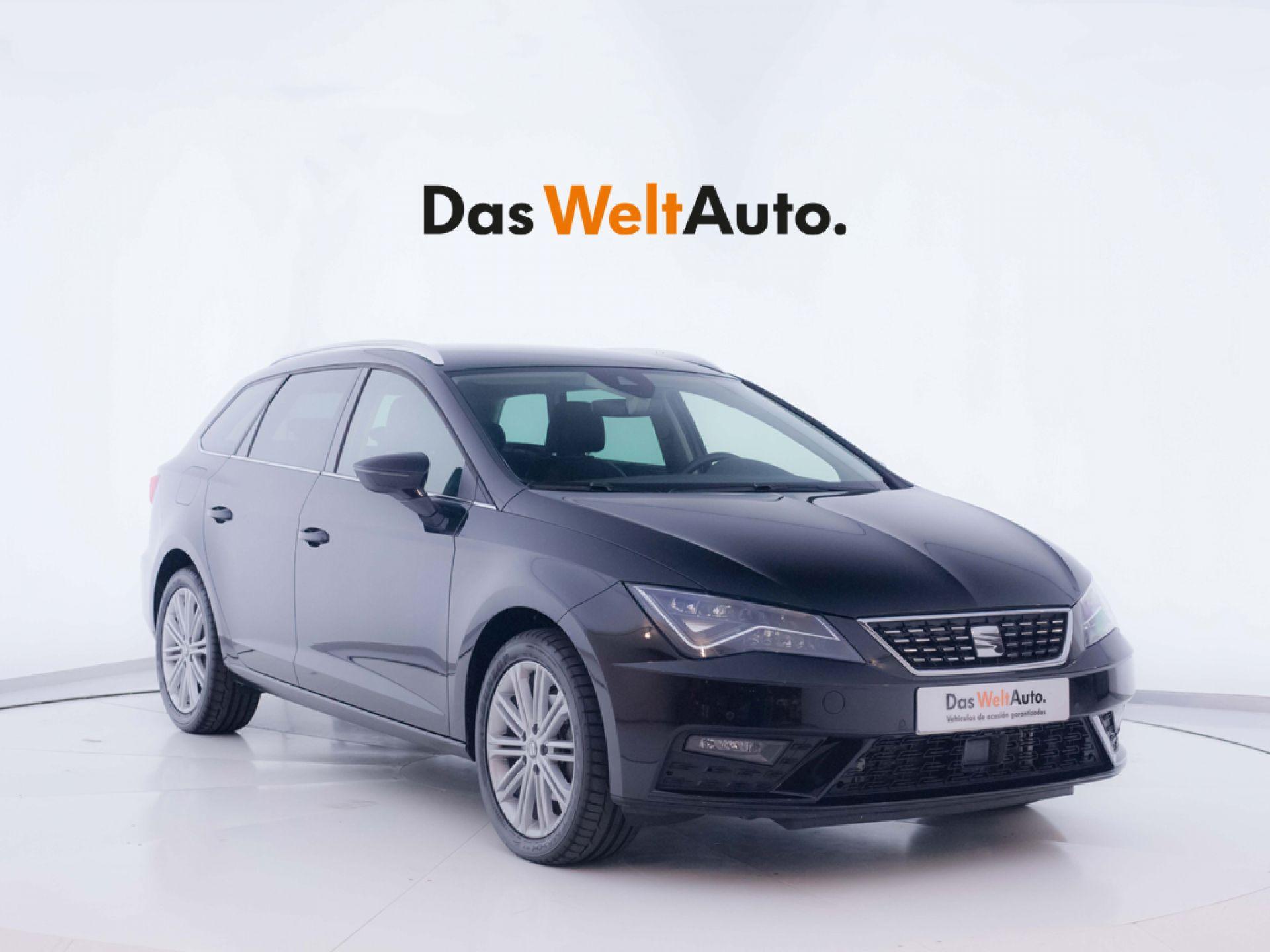SEAT Leon ST 2.0 TDI DSG-7 S&S Xcellence
