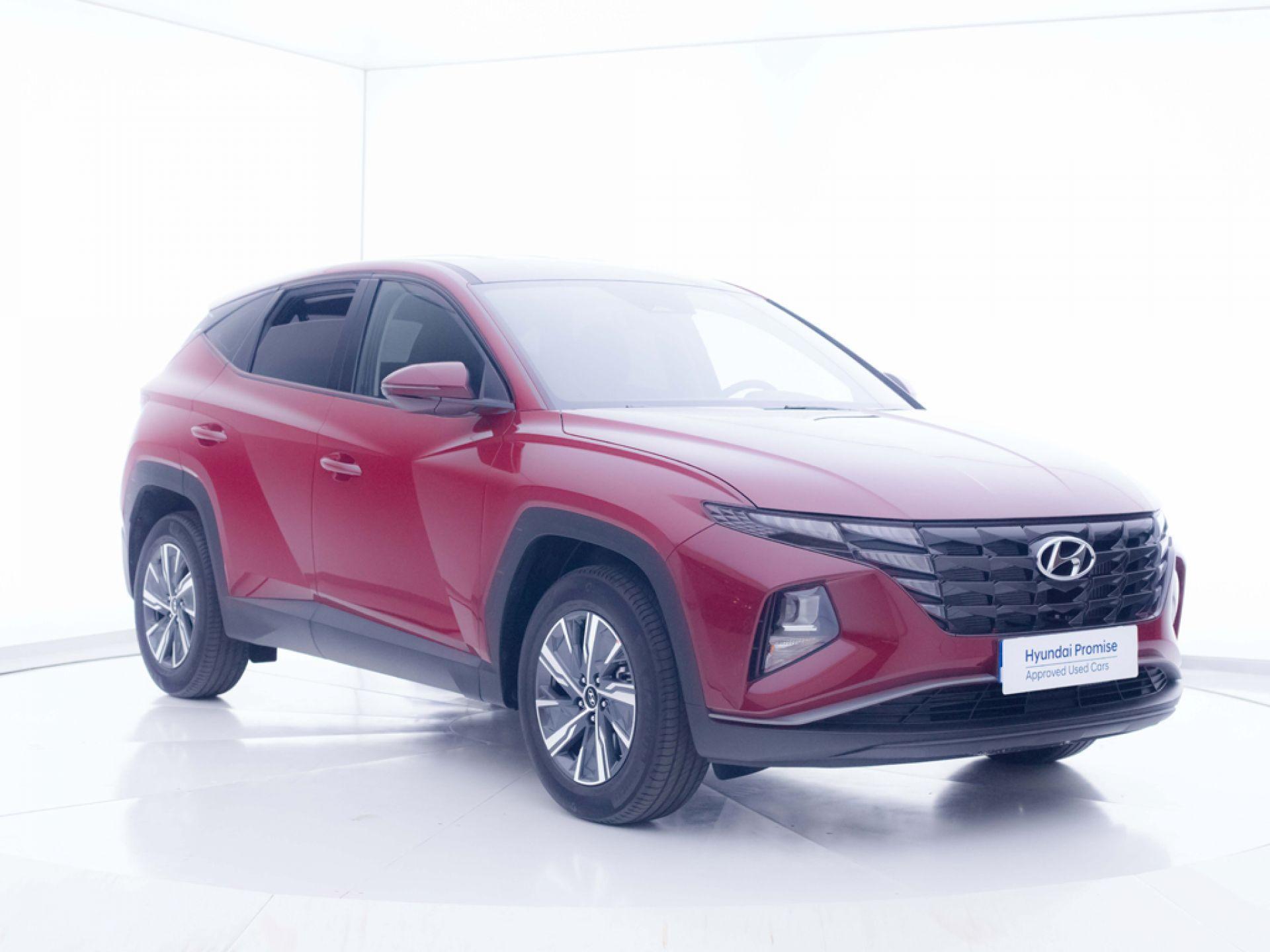 Hyundai Tucson 1.6 TGDI (150CV) Klass