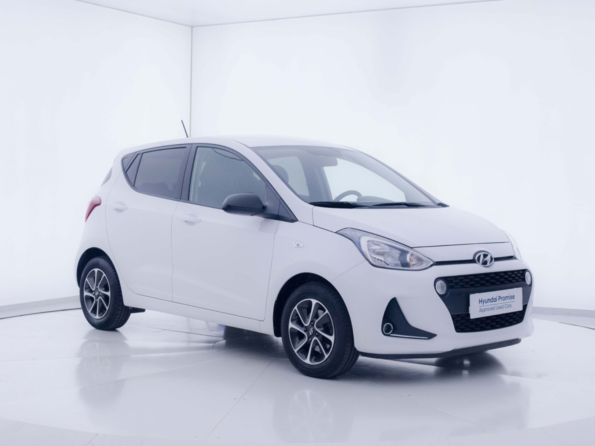 Hyundai i10 1.2 Tecno Edition Auto
