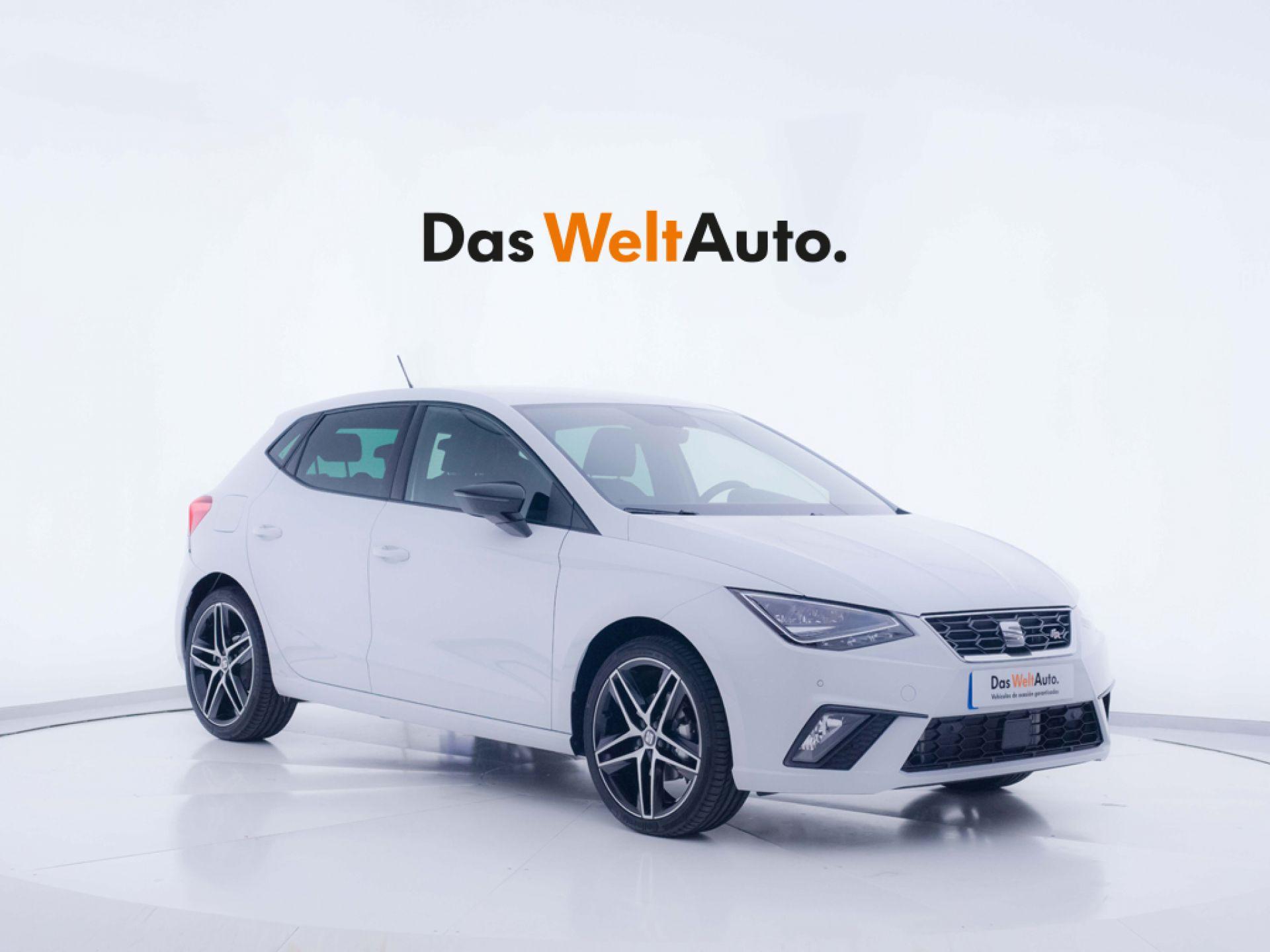 SEAT Ibiza 1.0 TSI (110CV) FR Go2