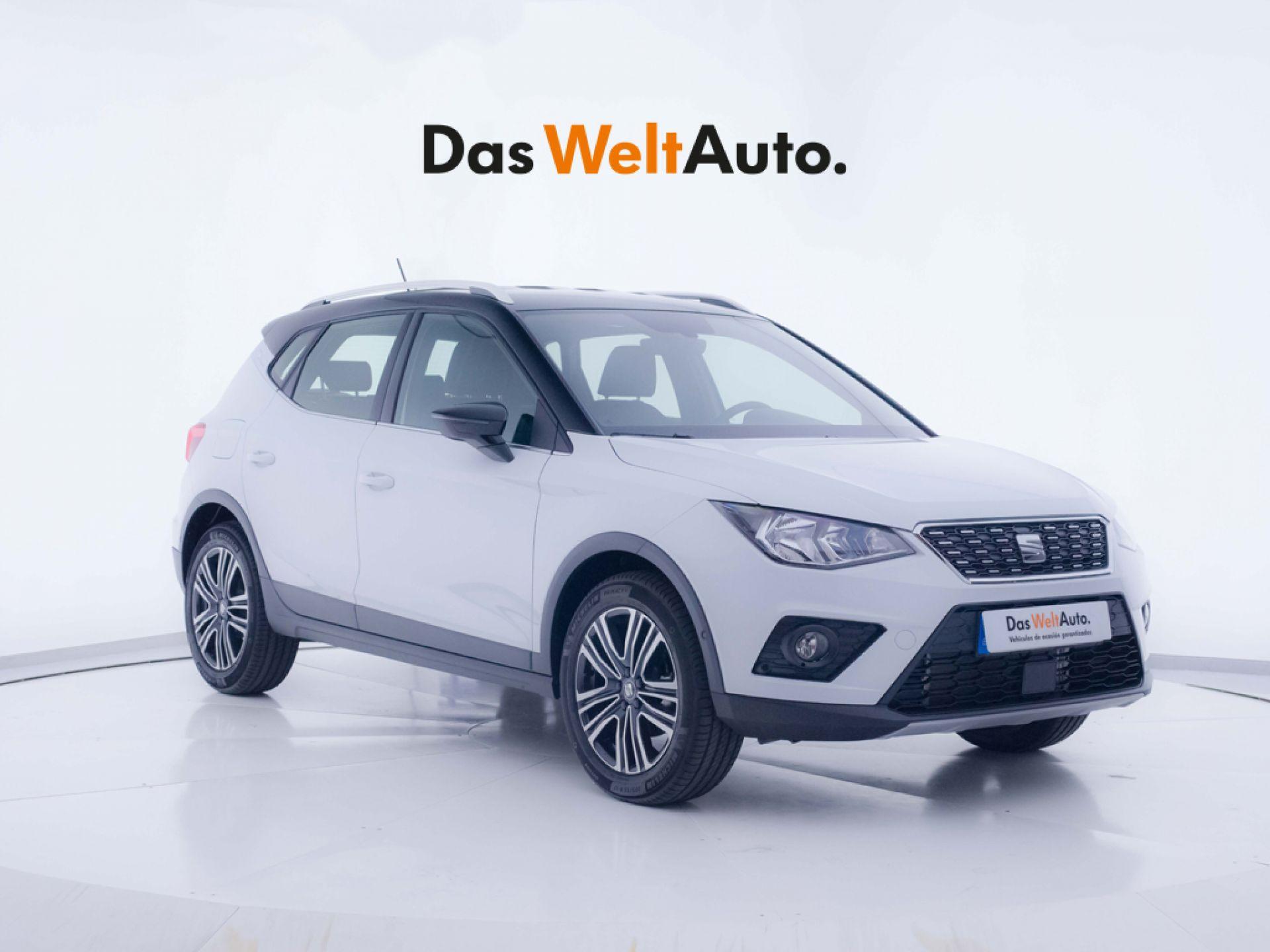 SEAT Arona 1.0 TSI (110CV) DSG Xcellence Eco
