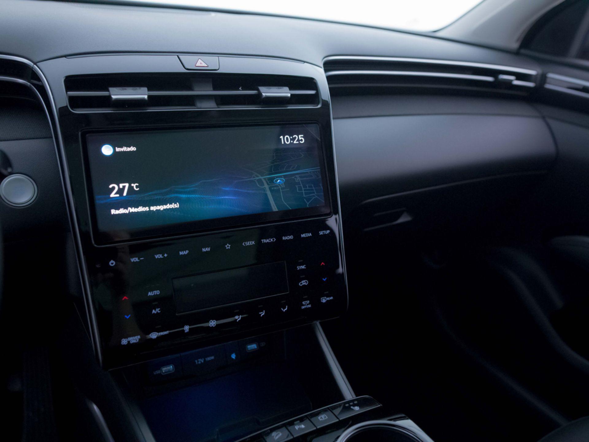 Hyundai Tucson 1.6 TGDI 230CV HEV Tecno Sky Auto