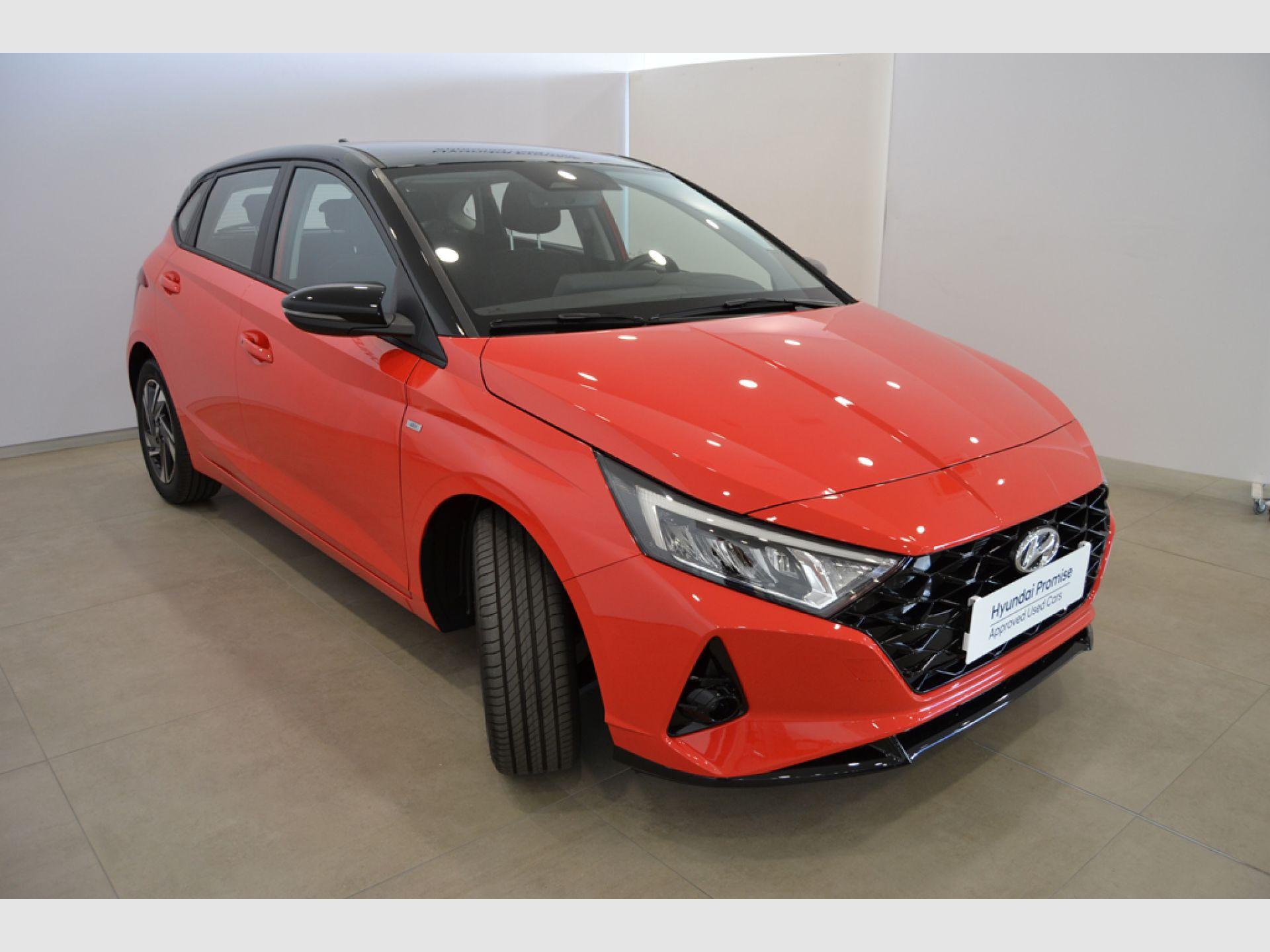 Hyundai i20 1.0 TGDI (100CV) 48V Tecno