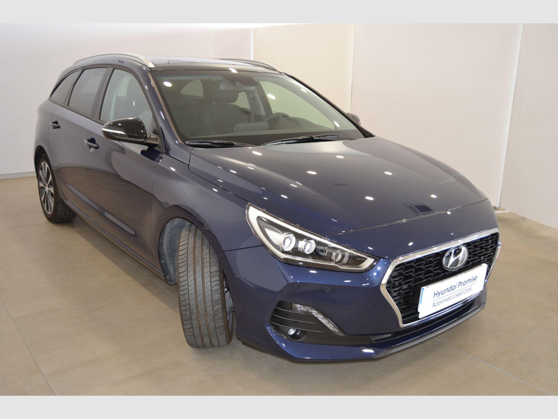 Hyundai i30 1.4 TGDI Style Blue DT