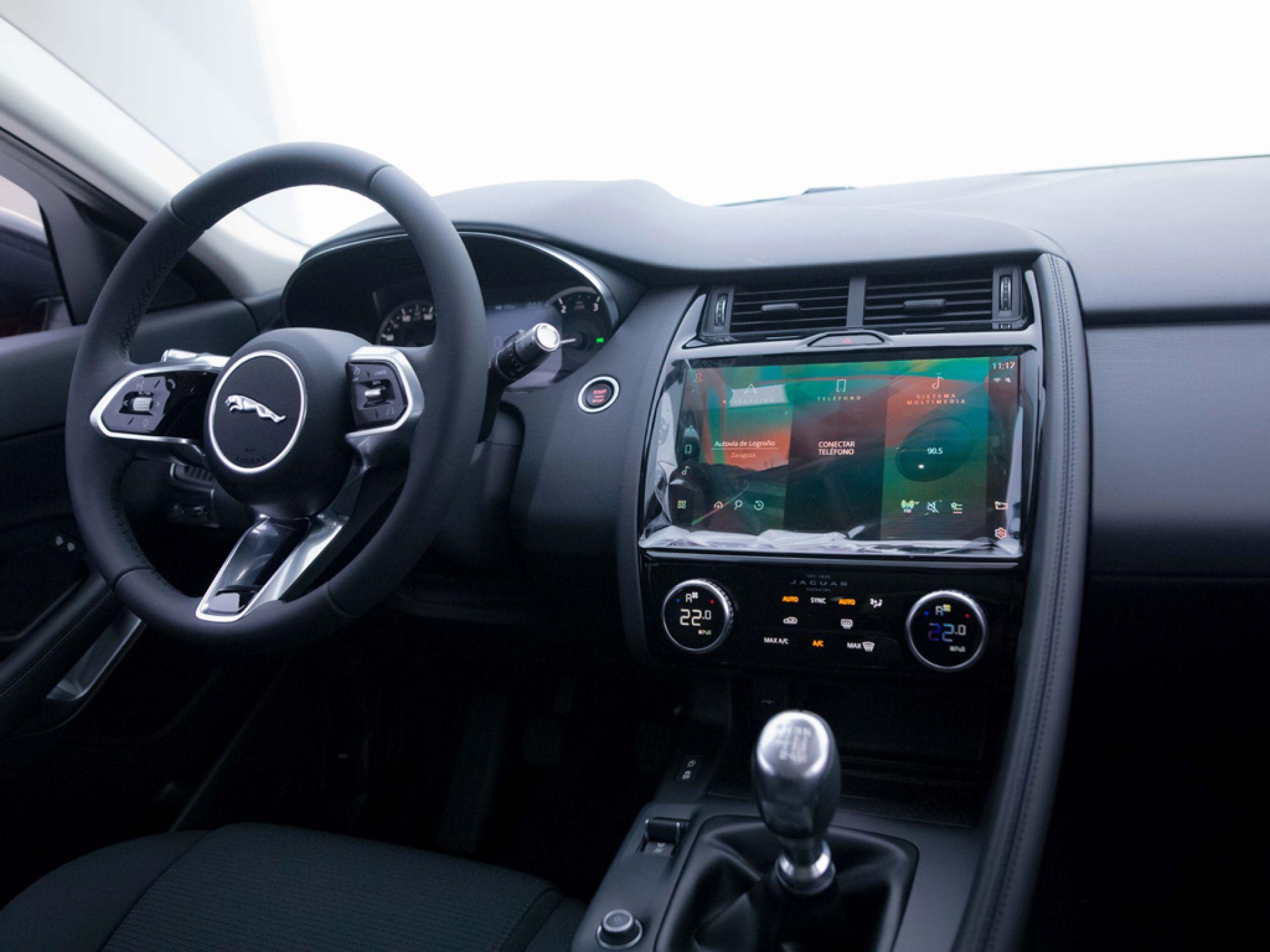 Jaguar E-Pace 2.0D (163CV)