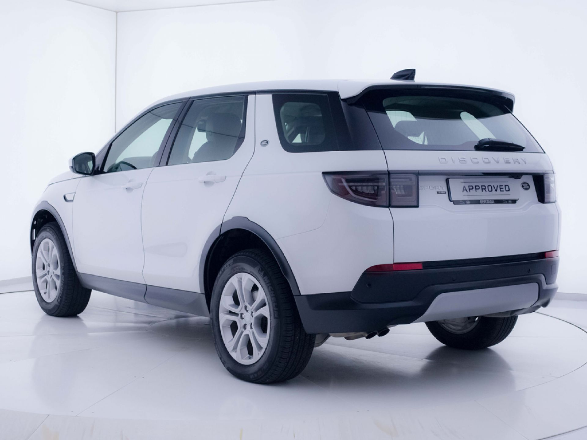 Land Rover Discovery Sport 2.0D TD4 180 PS AWD Auto MHEV Standard