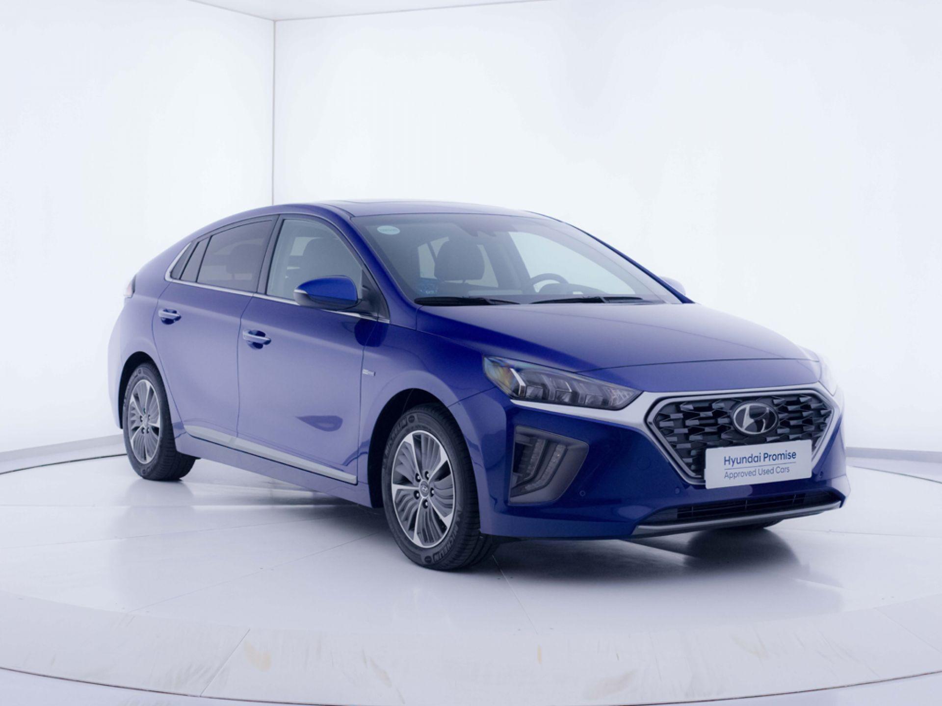 Hyundai IONIQ 1.6 GDI PHEV Style DT