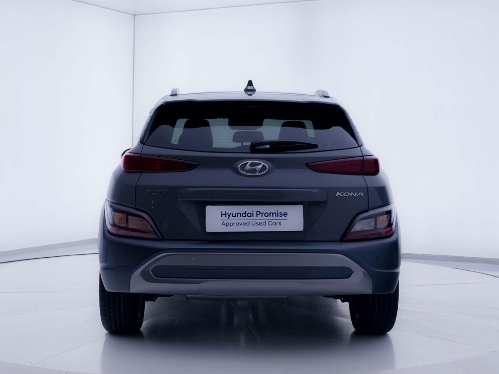 Hyundai Kona 1.0 TGDI 48V Tecno 4X2