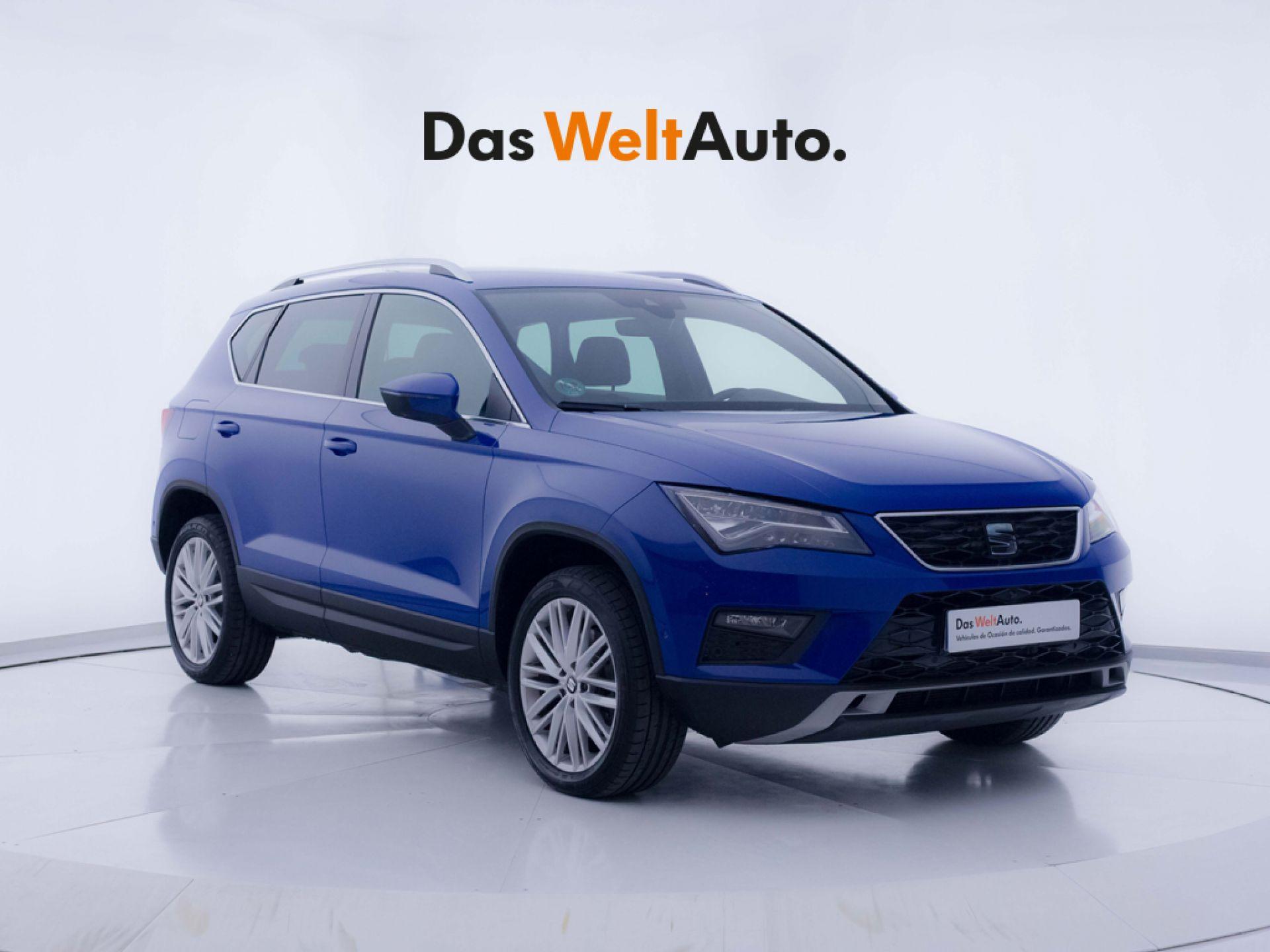 SEAT Ateca 2.0 TDI (150CV) DSG S&S Xcellence