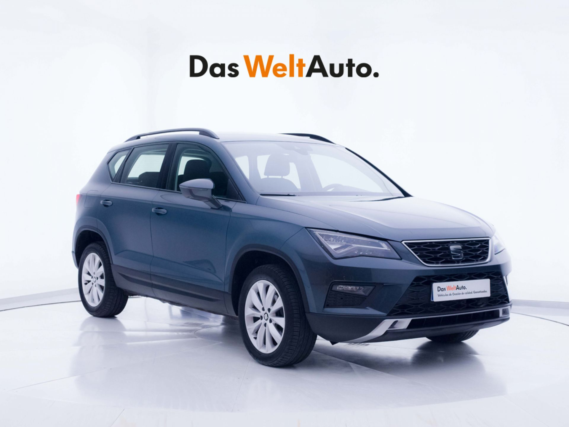 SEAT Ateca 1.5 TSI (150CV) DSG St&Sp Style Plus