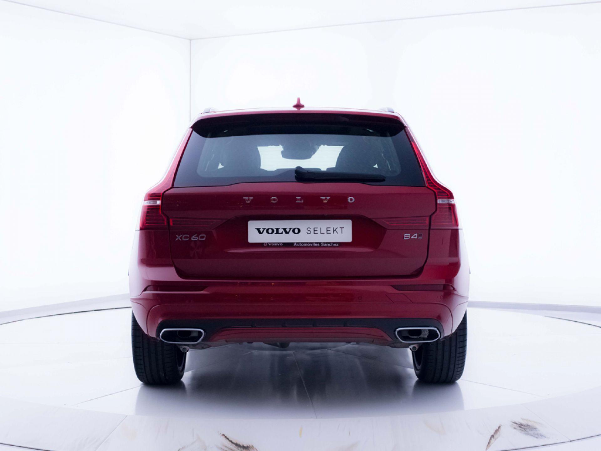Volvo XC60 2.0 B4 D AWD R-Design Auto