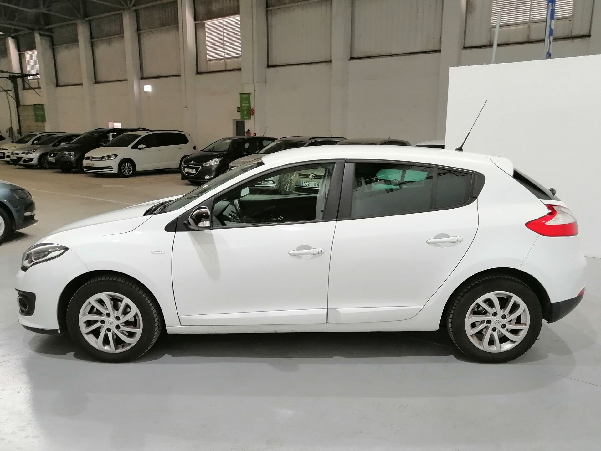 Renault Megane Limited Energy TCe 115 S&S eco2