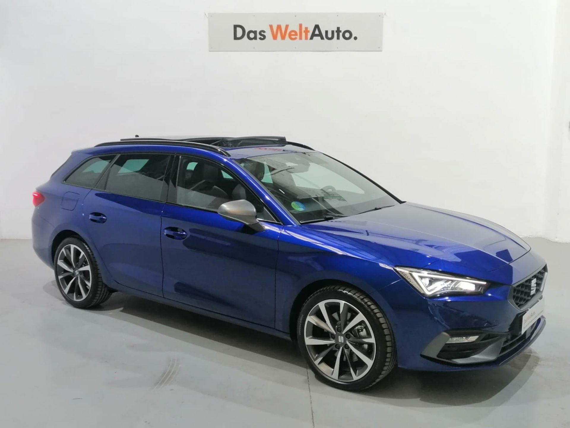 SEAT Leon SP 1.5 eTSI 110kW DSG S&S FR Go XL