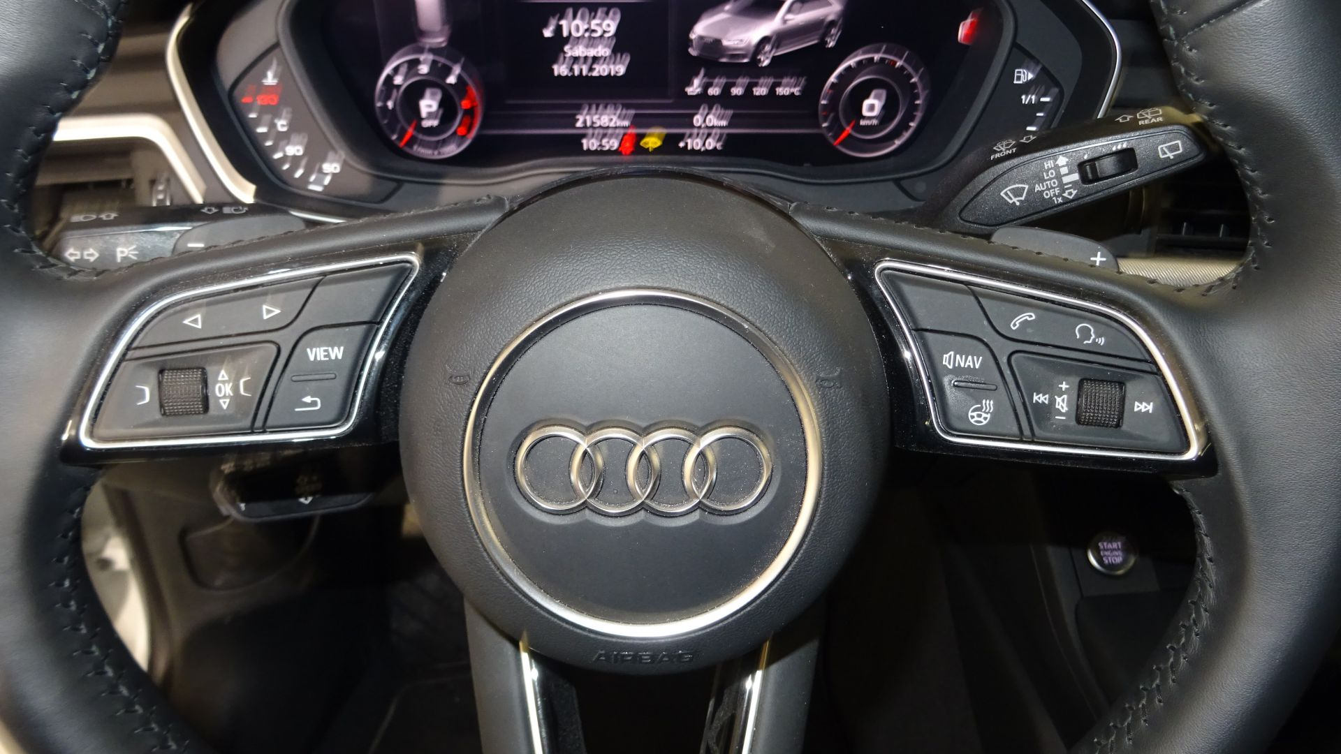 Audi A4 Avant Black line 35 TDI 110kW S tronic