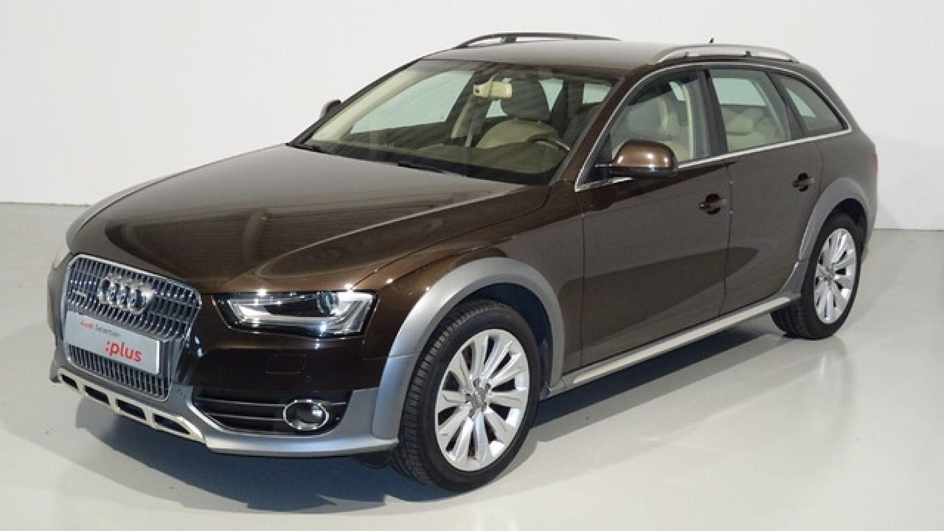 Audi A4 Allroad Quattro 3.0 TDI 245CV S tron quattro Advanced ed