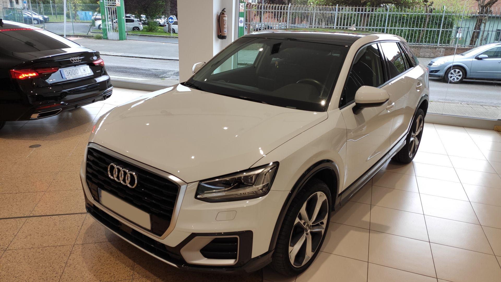 Audi Q2 design edition 1.6 TDI 85kW (116CV)