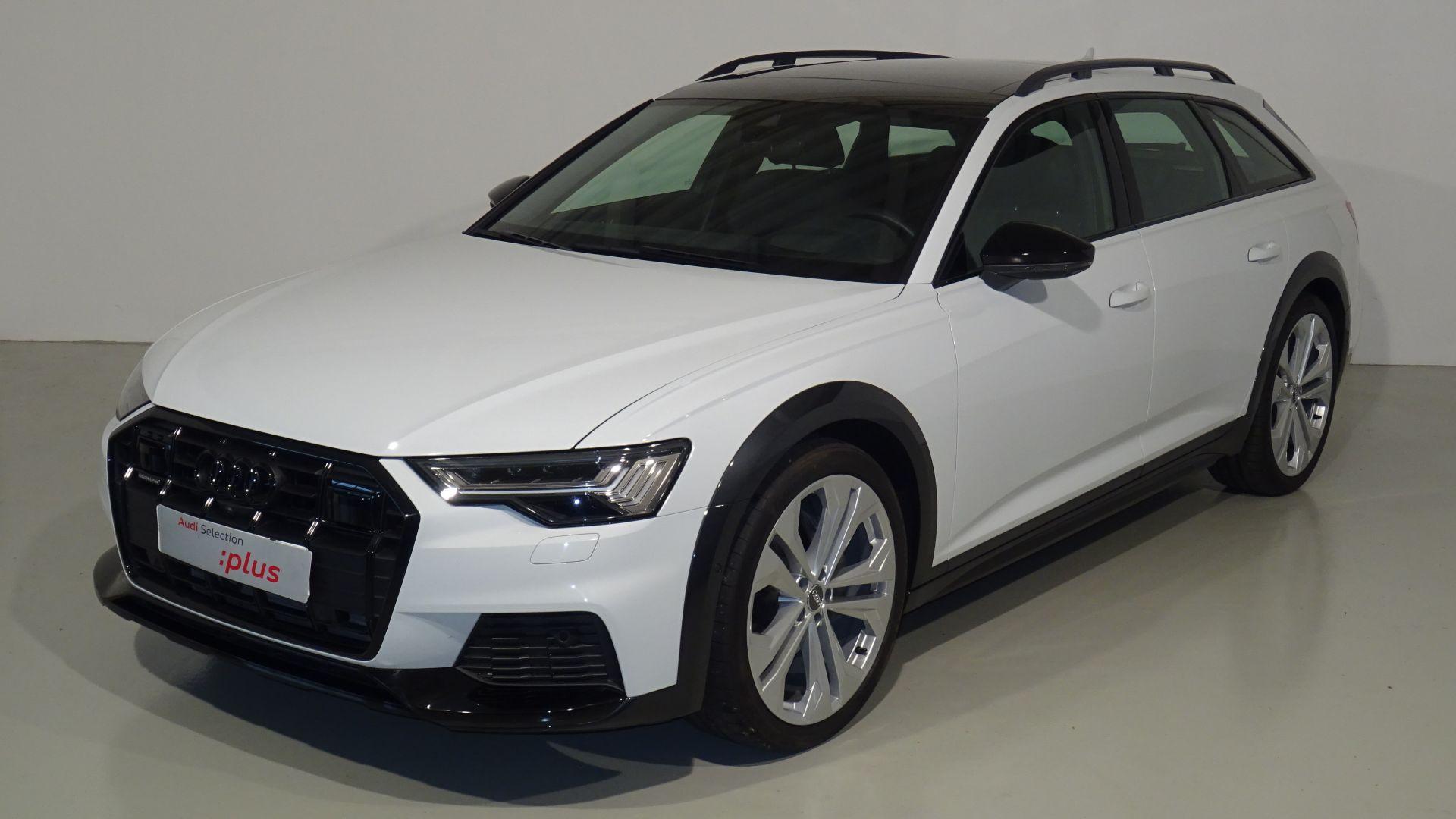 Audi A6 allroad quattro 3.0 50 TDI quattro tiptronic