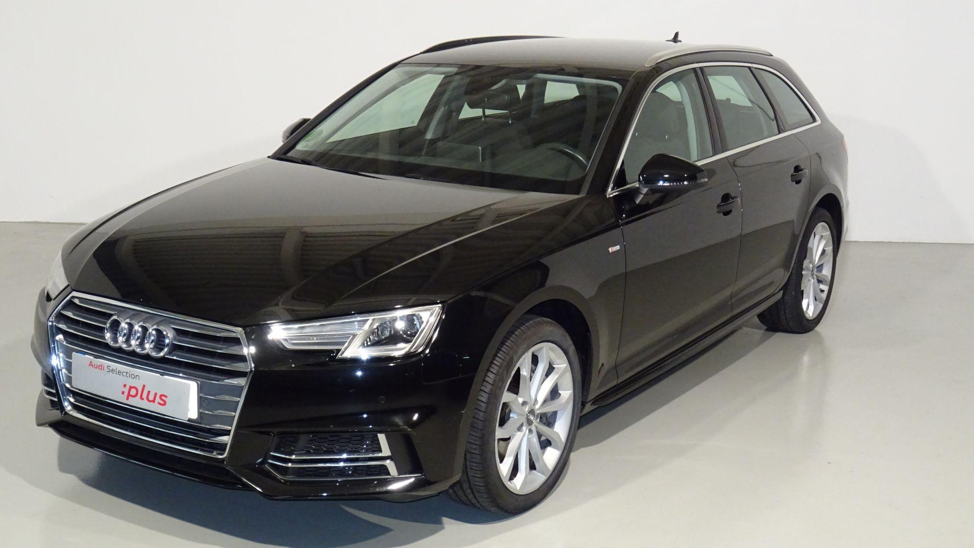 Audi A4 Avant 2.0 TDI 140kW(190CV) S line edit