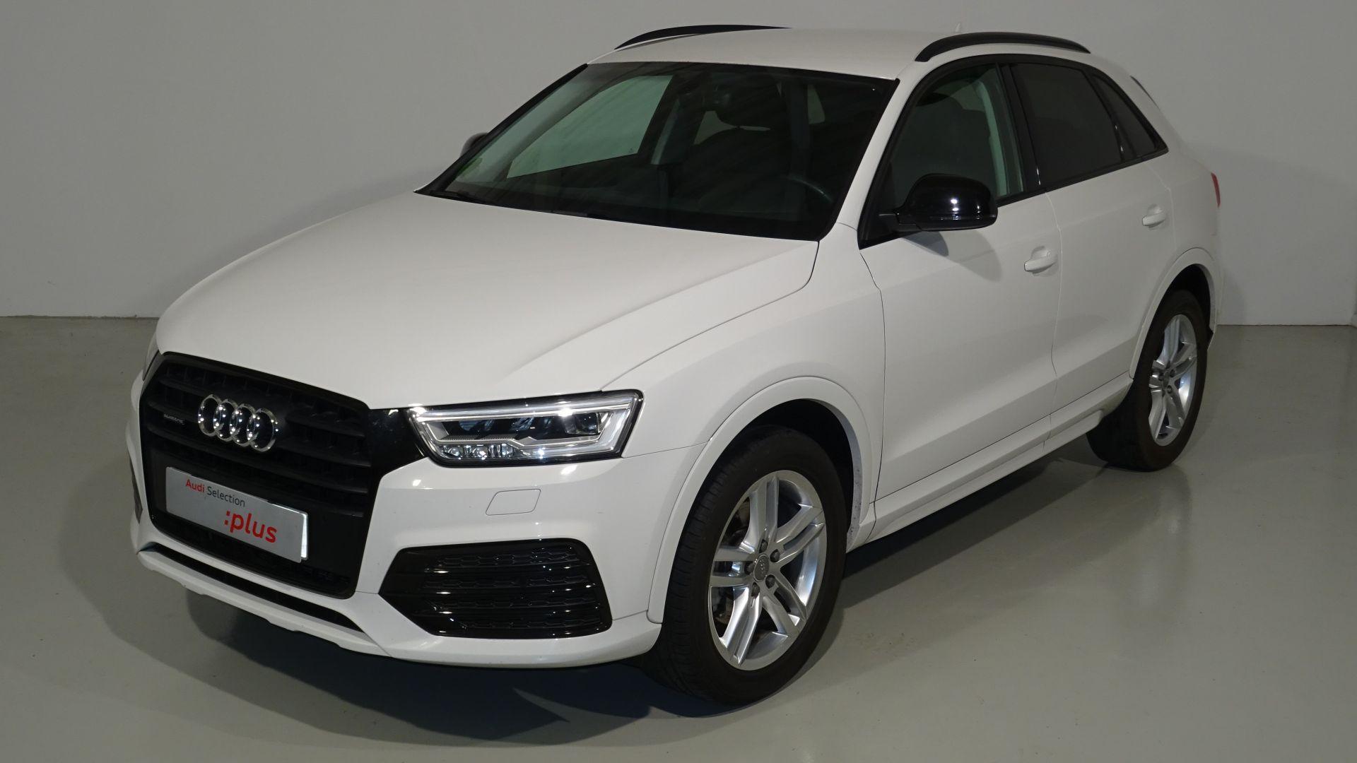 Audi Q3 Black line 2.0 TDI 110kW(150CV) qua S tr