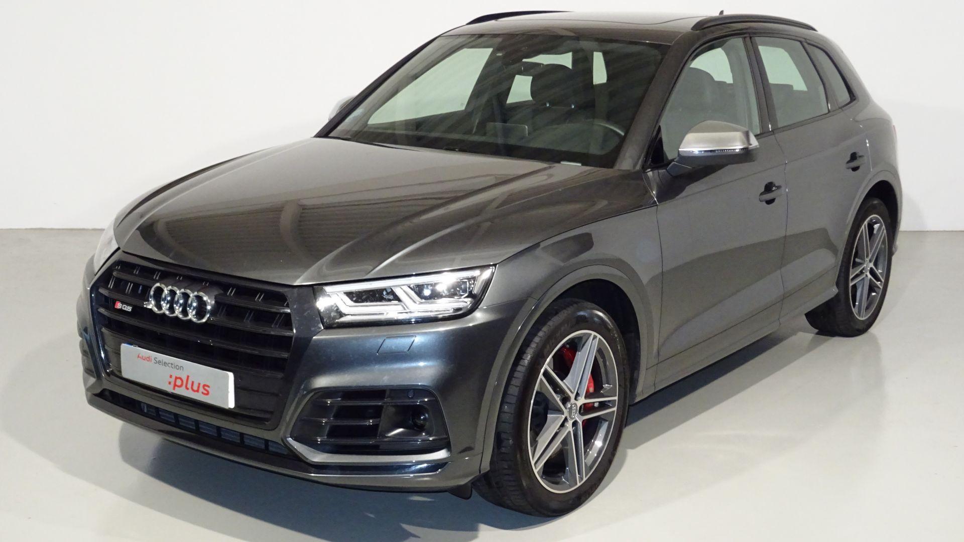 Audi Q5 SQ5 TDI quattro Tiptronic