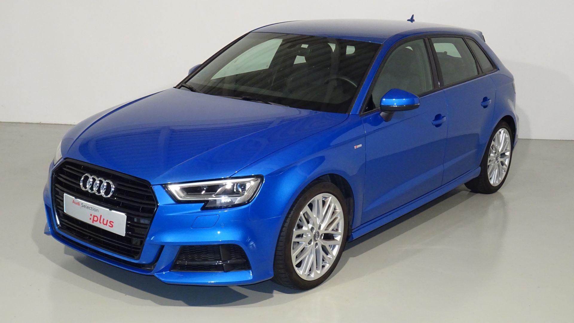 Audi A3 1.5 TFSI 110kW CoD EVO S tron Sportback