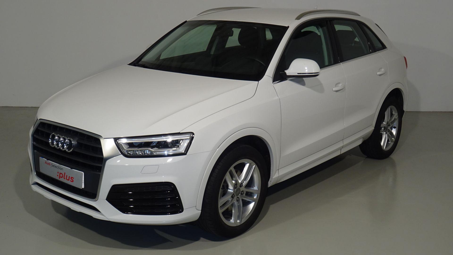 Audi Q3 Sport edition 2.0 TDI 110kW (150CV)